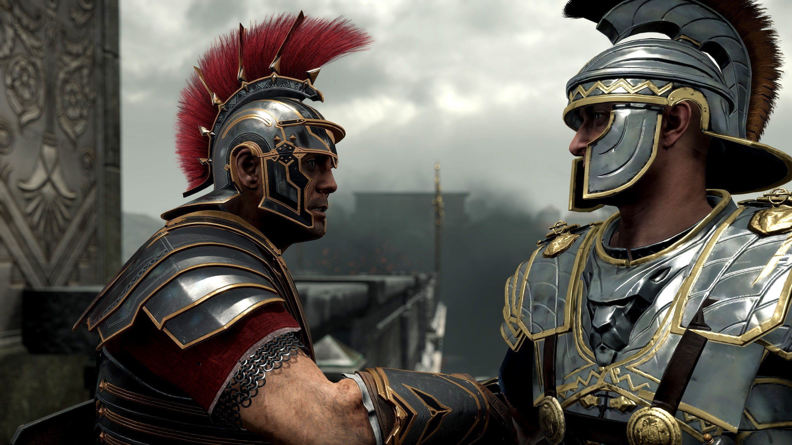 """The hero of """"Ryse: Son of Rome,"""" Marius is a young soldier with a strong  sense of duty who is completely dedicated to Rome and her ideals."""
