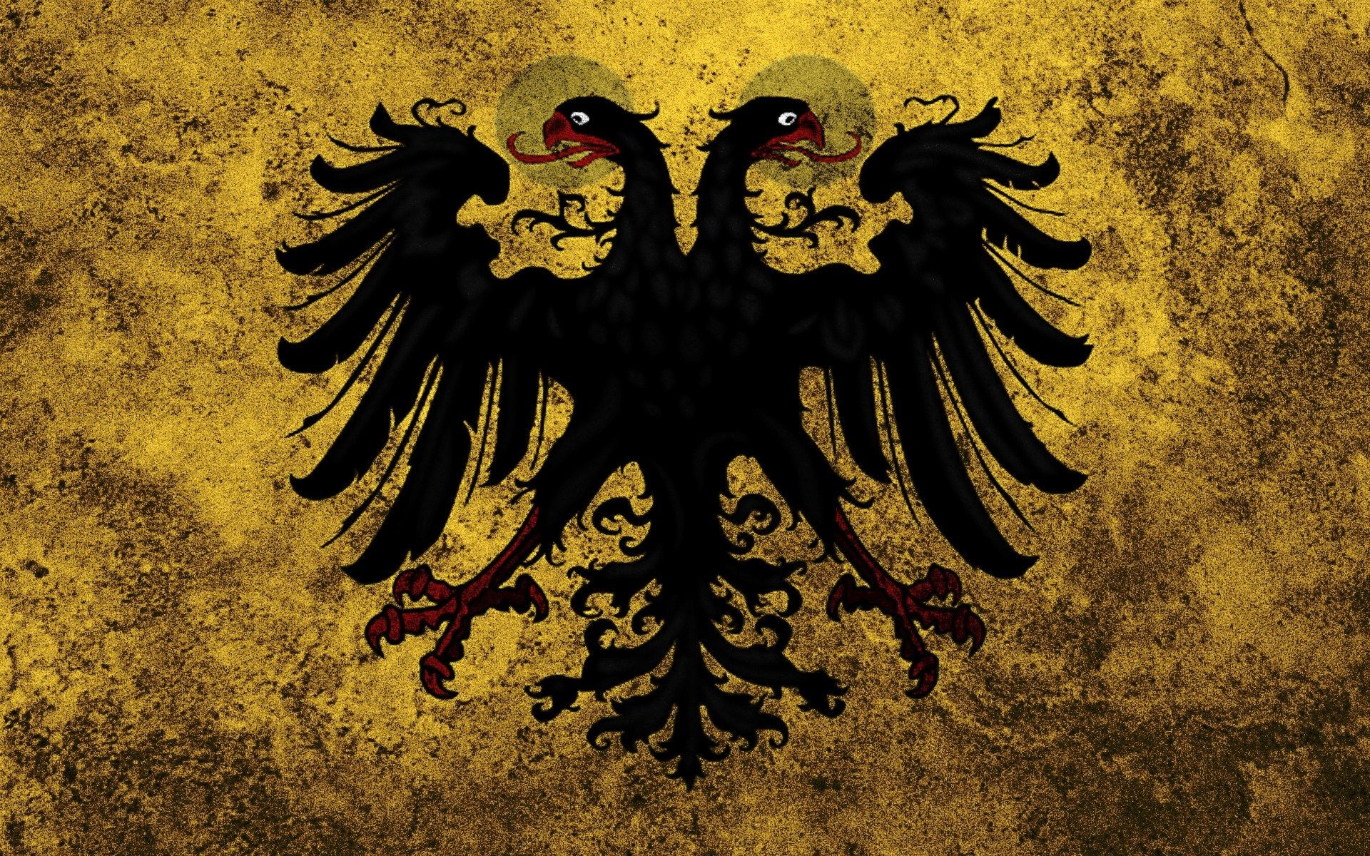 Grunge russian austria eagles flags two headed eagles holy roman .
