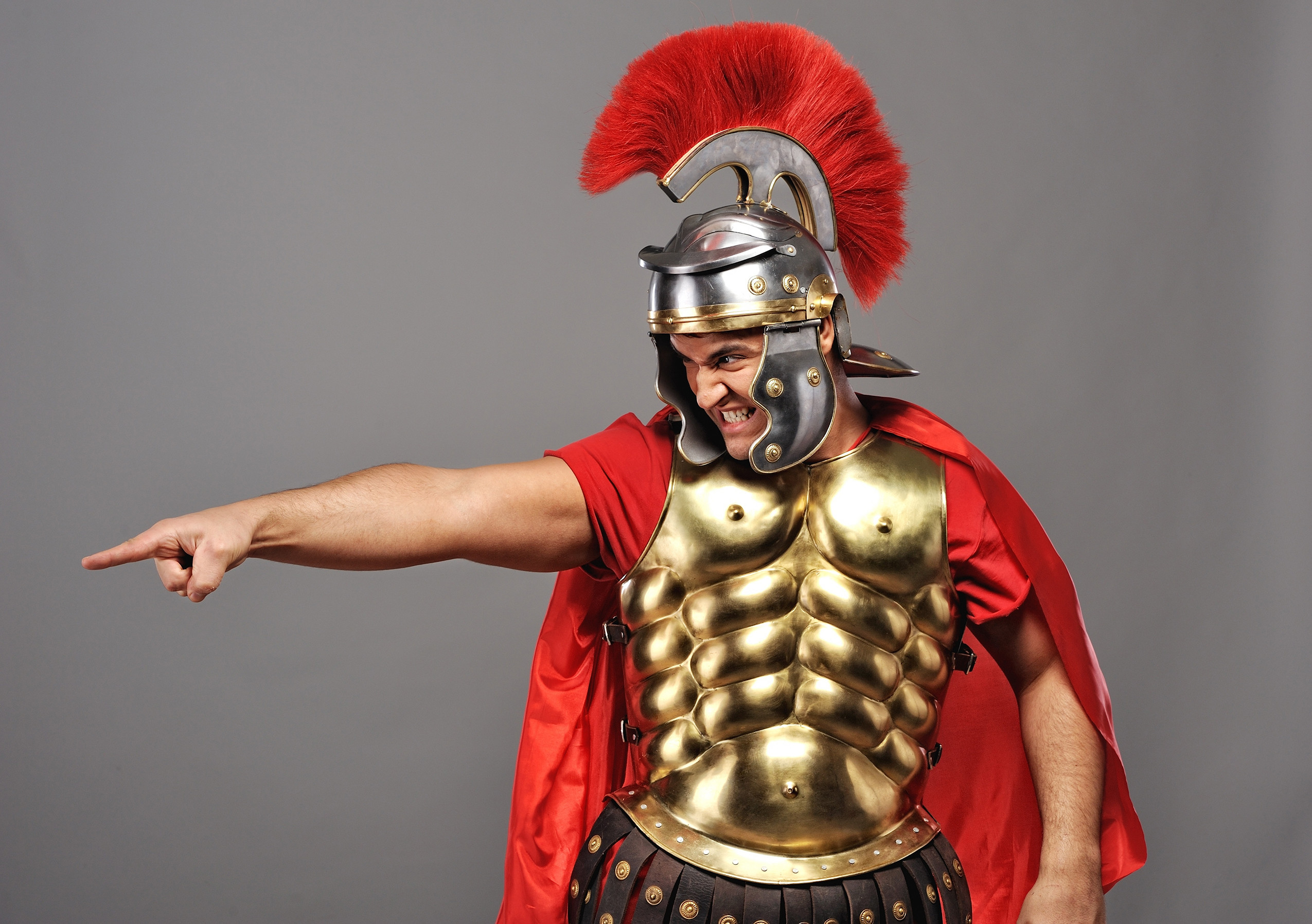 Roman Soldier Wallpaper