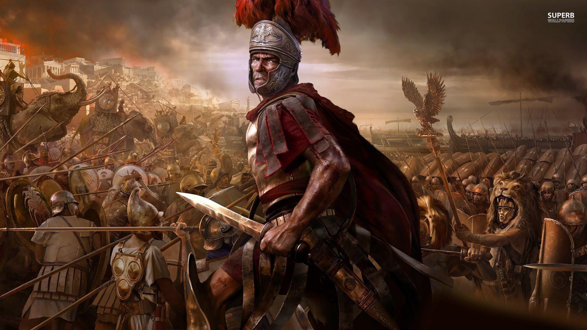 Total War: Rome II wallpaper – Game wallpapers – #28193