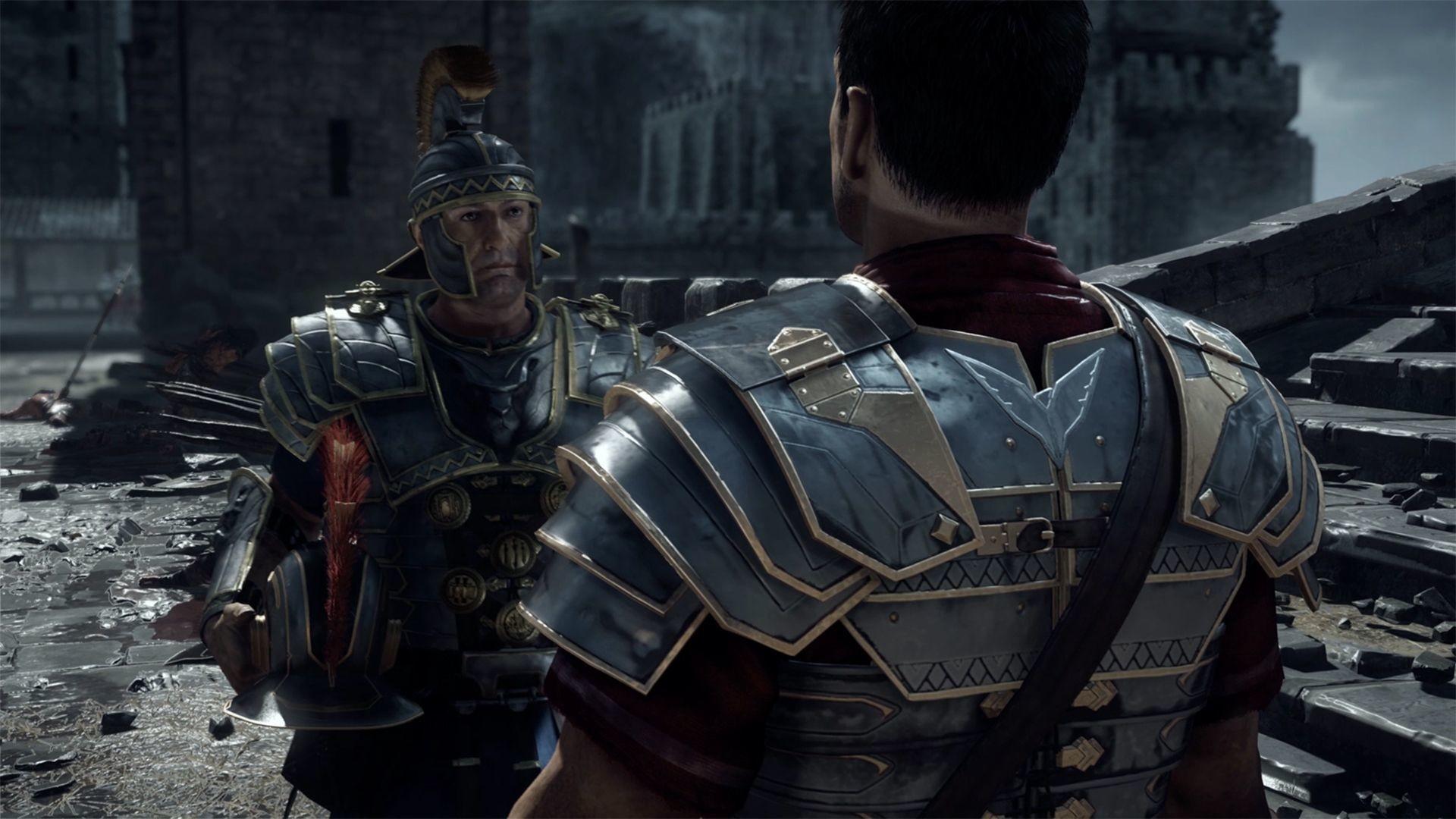 Ryse Son of Rome fantasy roman game warrior armor t wallpaper      168067   WallpaperUP