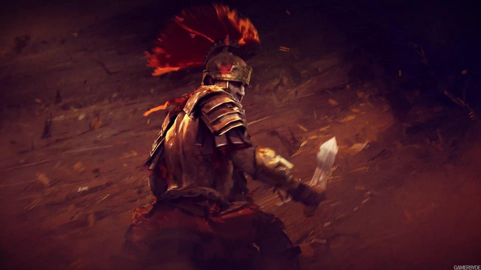 Ryse: Son of Rome, Legionary, The Roman Empire