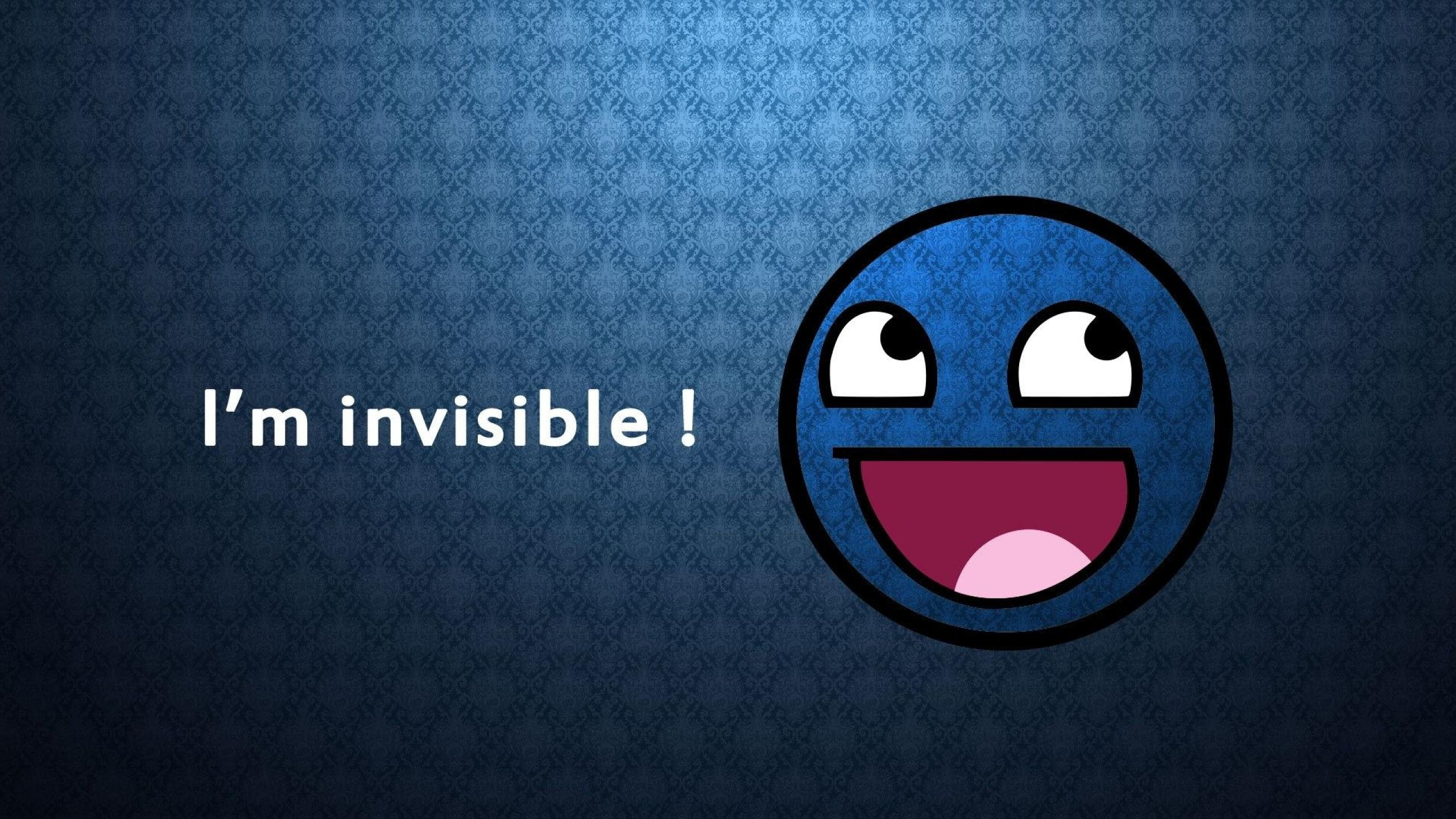 Invisible Awesome Face