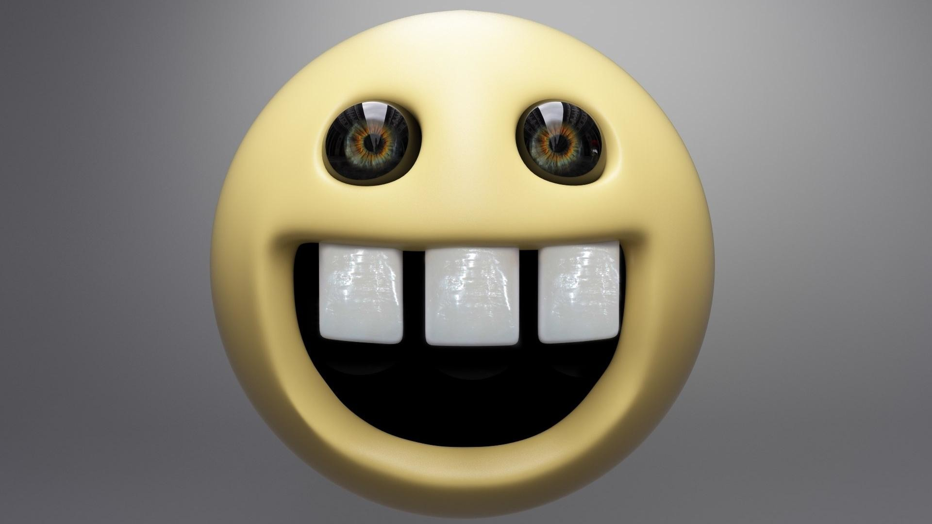 haw real awesome face 3D graphic HD Wallpaper wallpaper – (#25326 . …