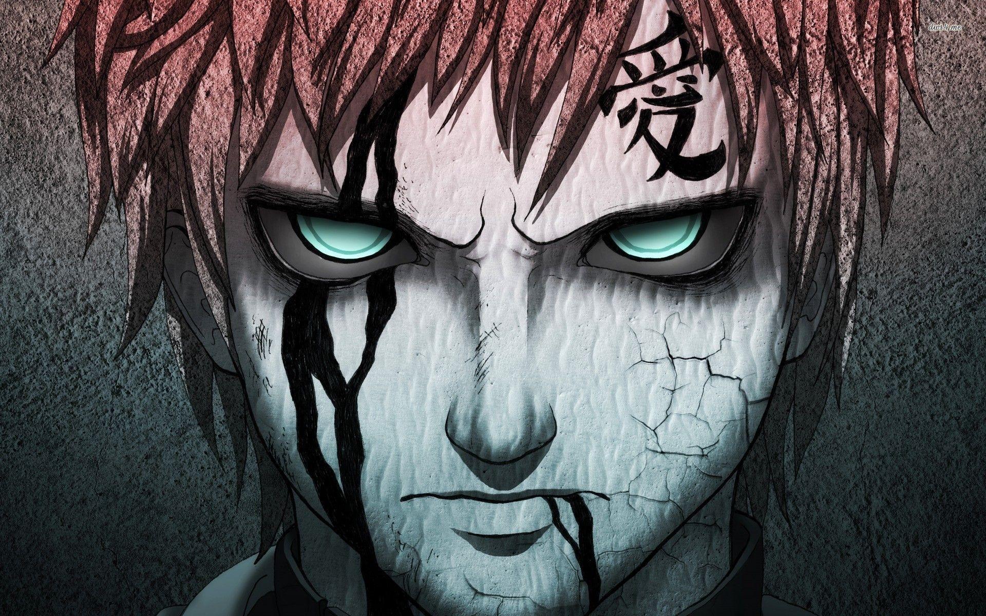 Gaara Kazekage on Naruto Shippuden HD Wallpaper