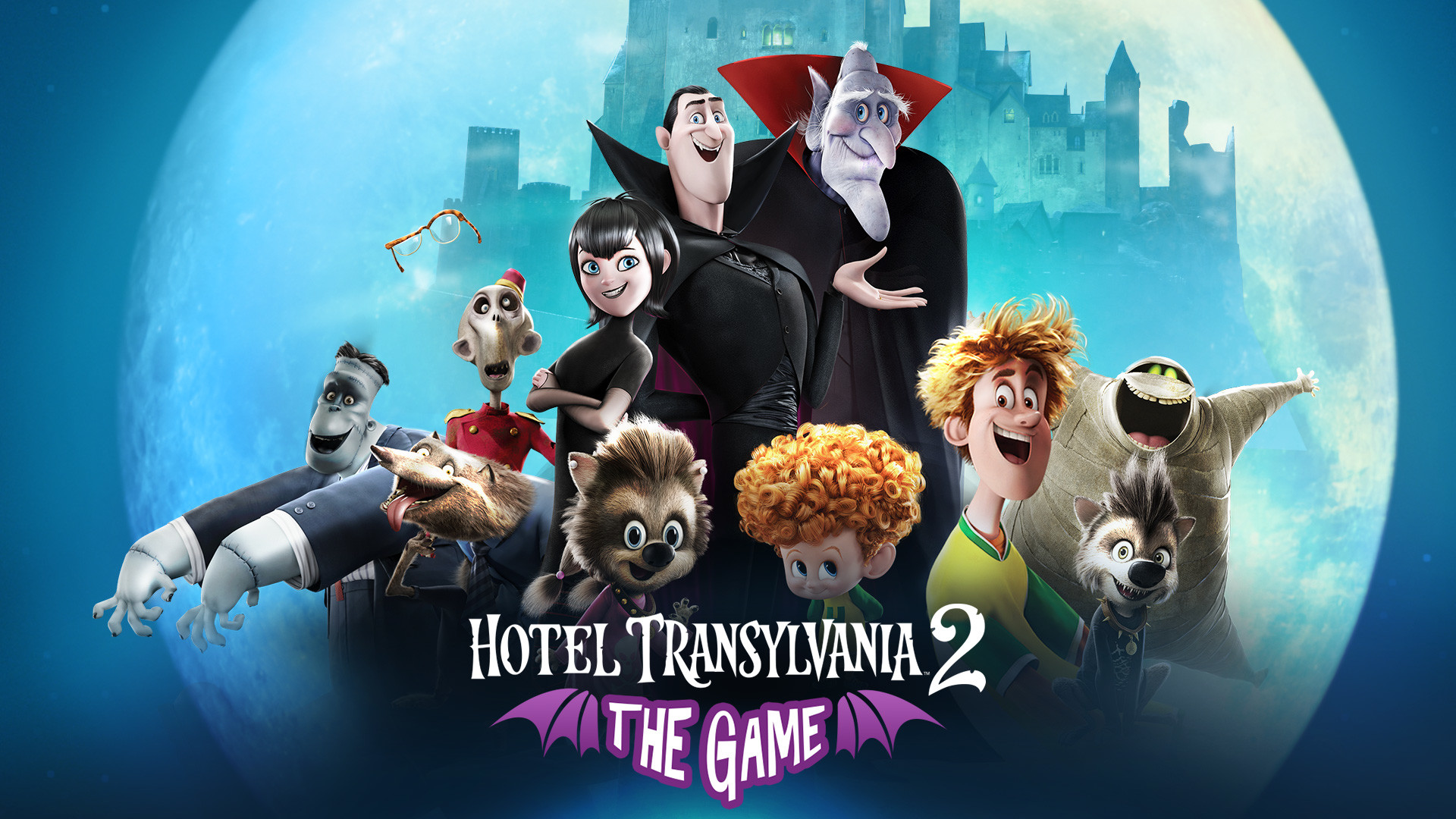 Hotel Transylvania 2 Movie Wallpapers | HD Wallpapers