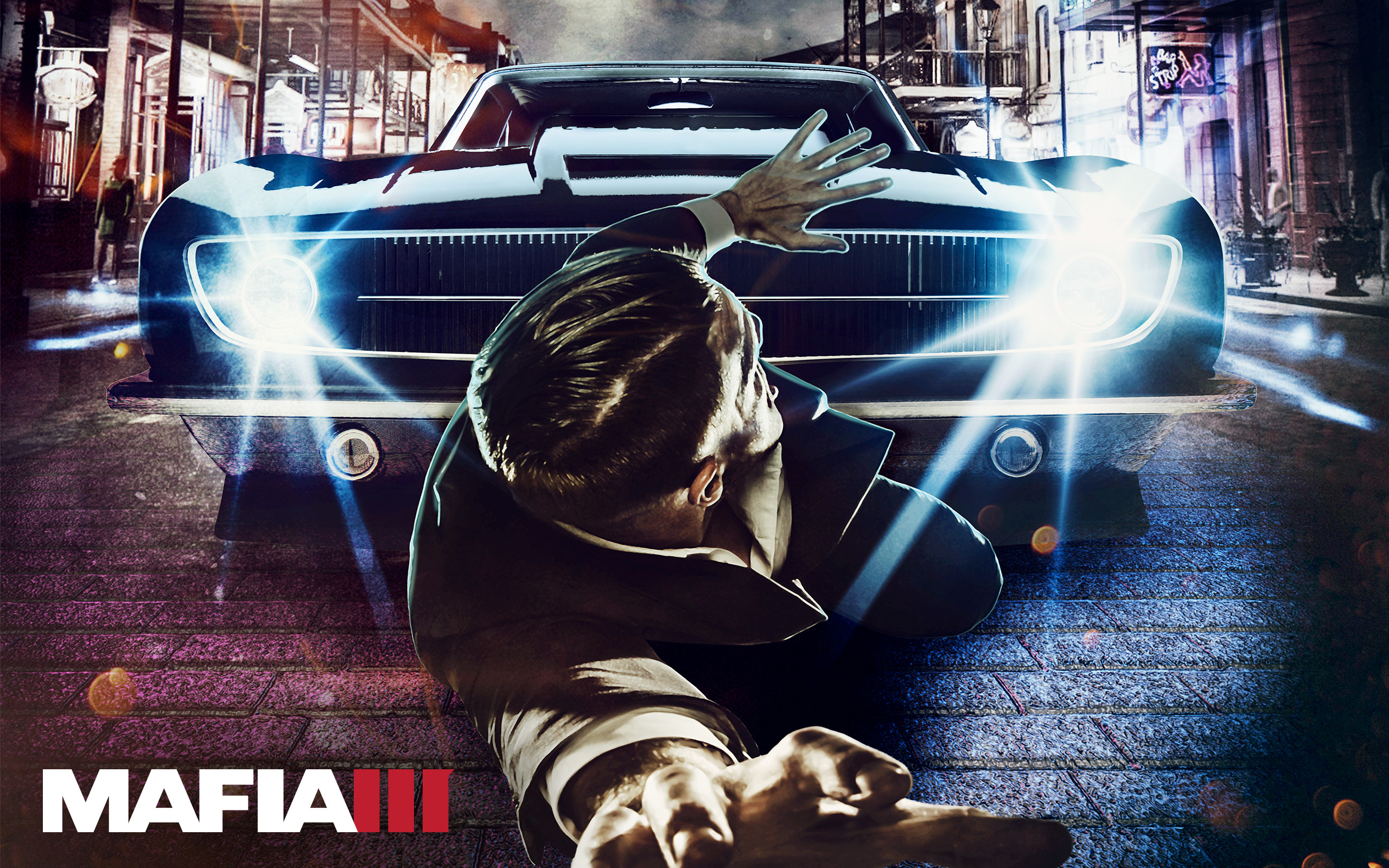 Mafia III 2016 Game