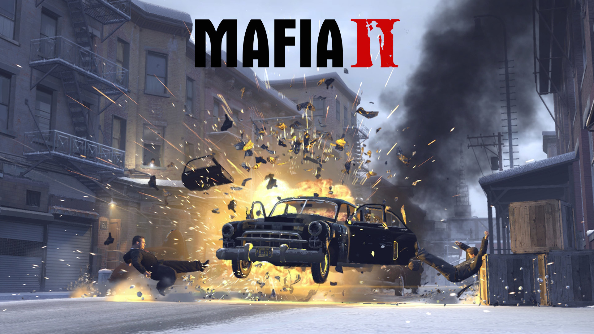 Related Pictures mafia ii wallpapers playstationwallpapers com