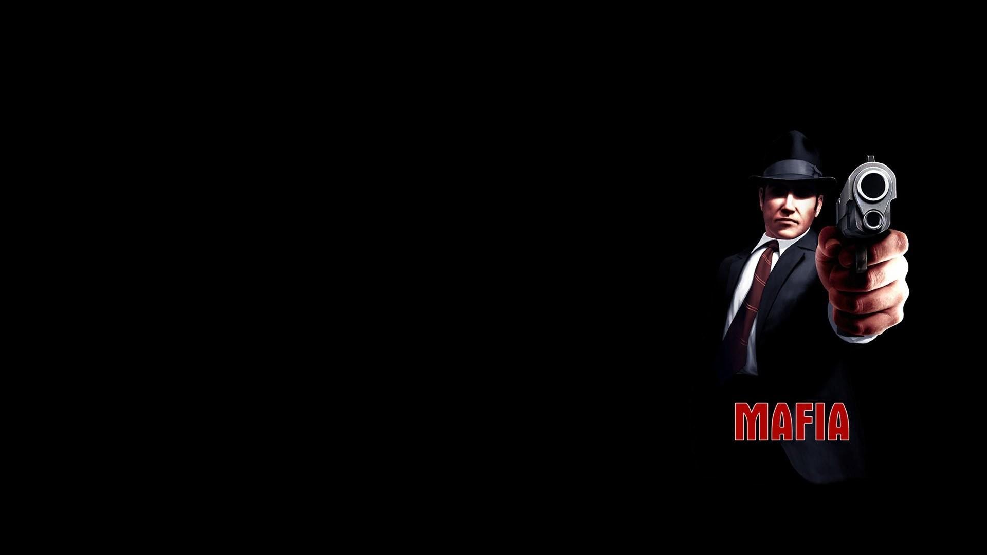 mafia the city of lost heaven dark a gangster gun