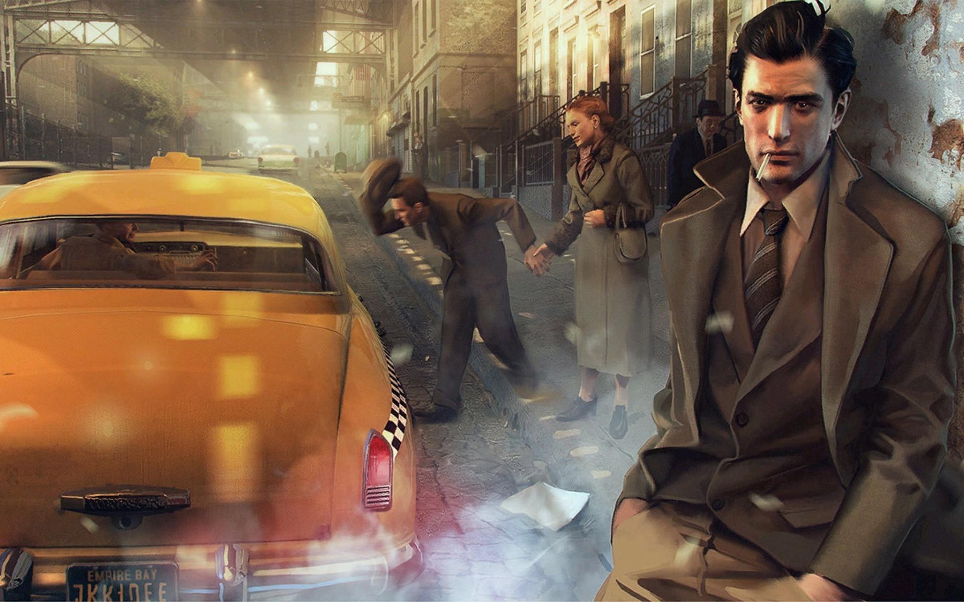 Video Game – Mafia II Wallpaper