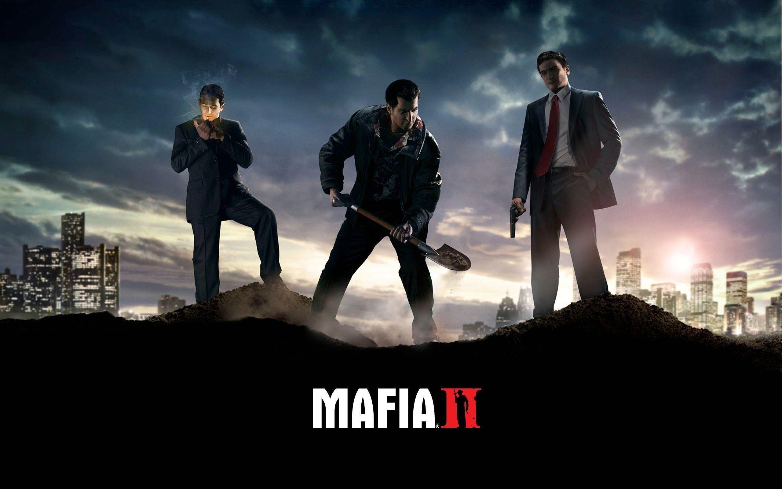 Download Mafia 2 Wallpaper HD (8996) Full Size | Free Game .