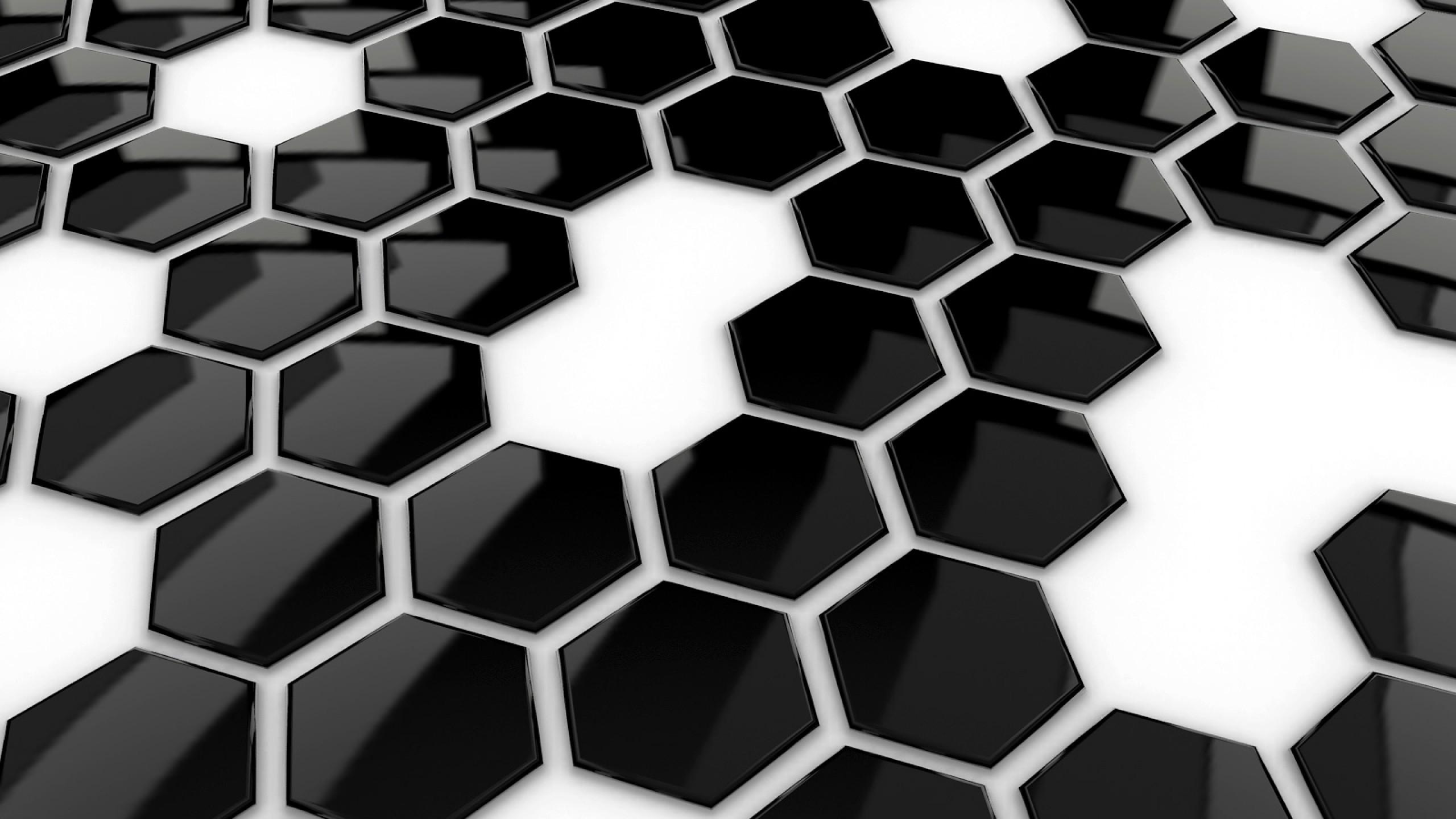 Wallpaper Black, Point, White, Shape, Surface