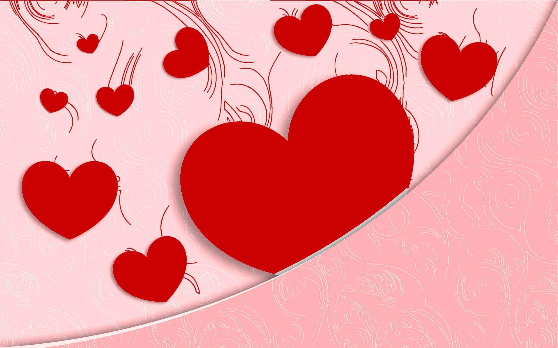 Love Heart Shape Paper Greetings For Valentine Day Wallpaper 2880 .