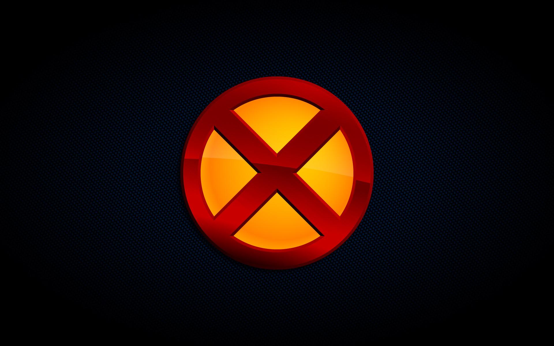 X-Men Logos wallpaper