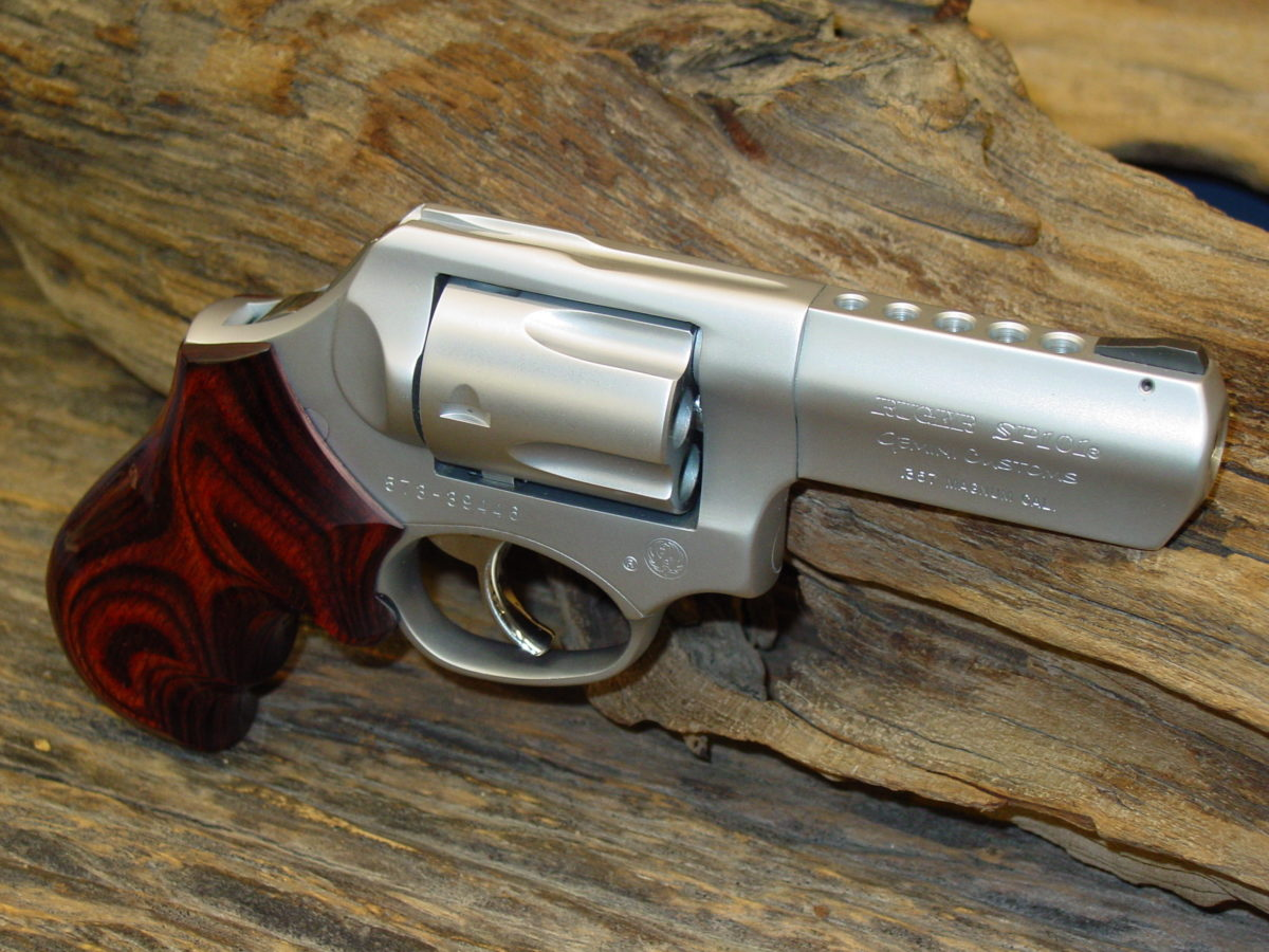 Ruger Revolver HD Wallpapers | Backgrounds – Wallpaper Abyss