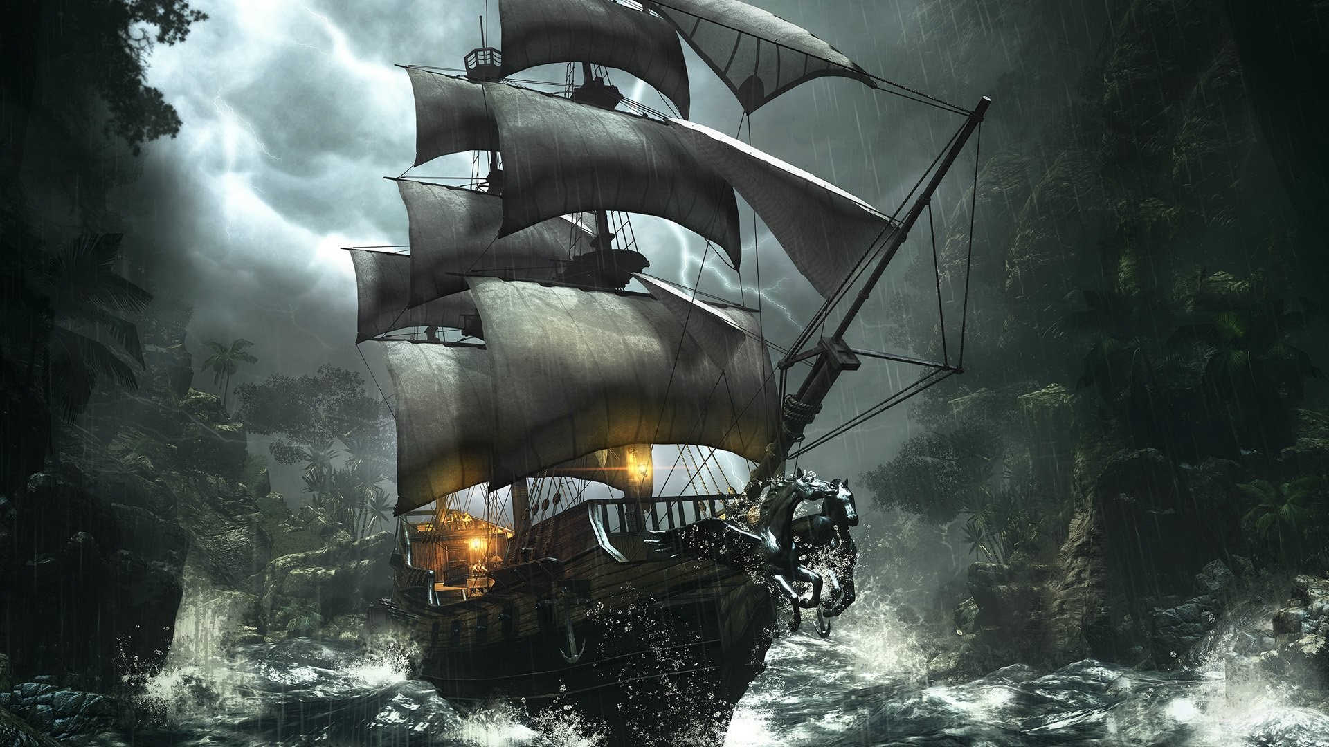 Pirate Ship Wallpaper High Definition #02c20 px 420.15 KB Other  Map. 1280×1024.