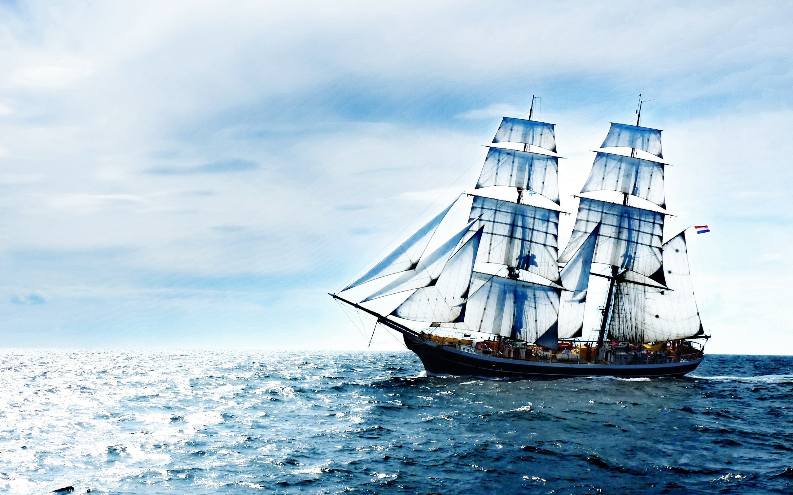 nature, Sea, Old ship, Vehicle, Sailing ship Wallpapers HD / Desktop and  Mobile Backgrounds