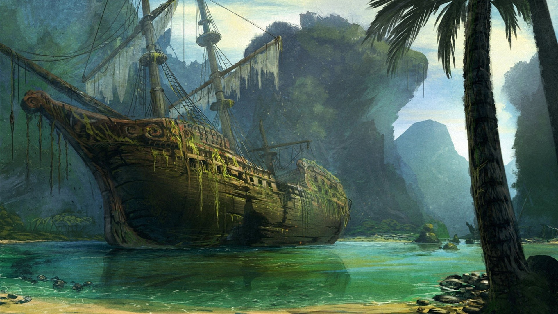 … old ship wallpaper wallpapersafari …
