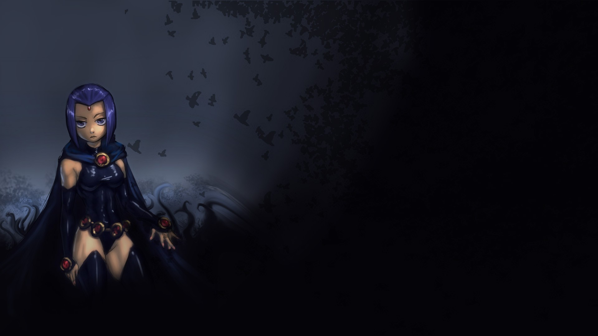Titans wallpaper , Cartoons Wallpaper, Raven Wallpaper, Teen Titans HD .