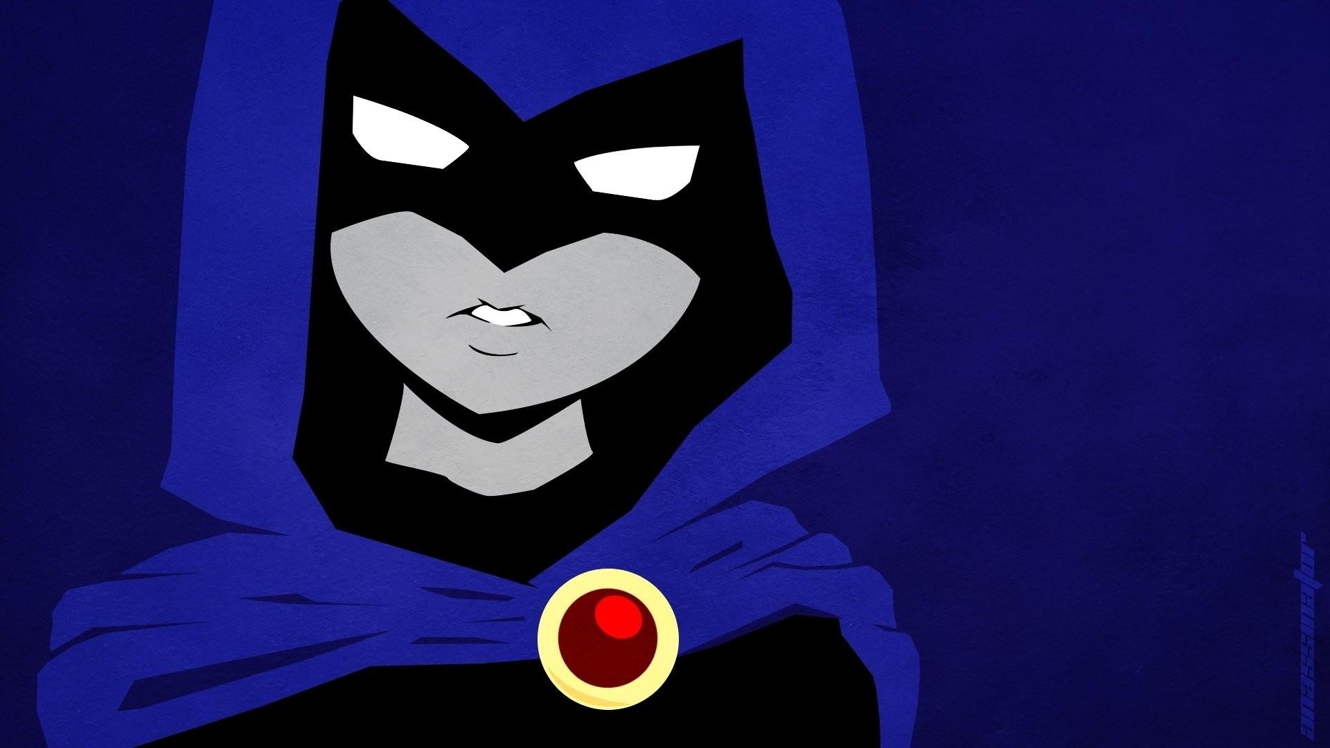 Jovens Titans Raven · Papel de Parede HD   Plano de Fundo ID:570728