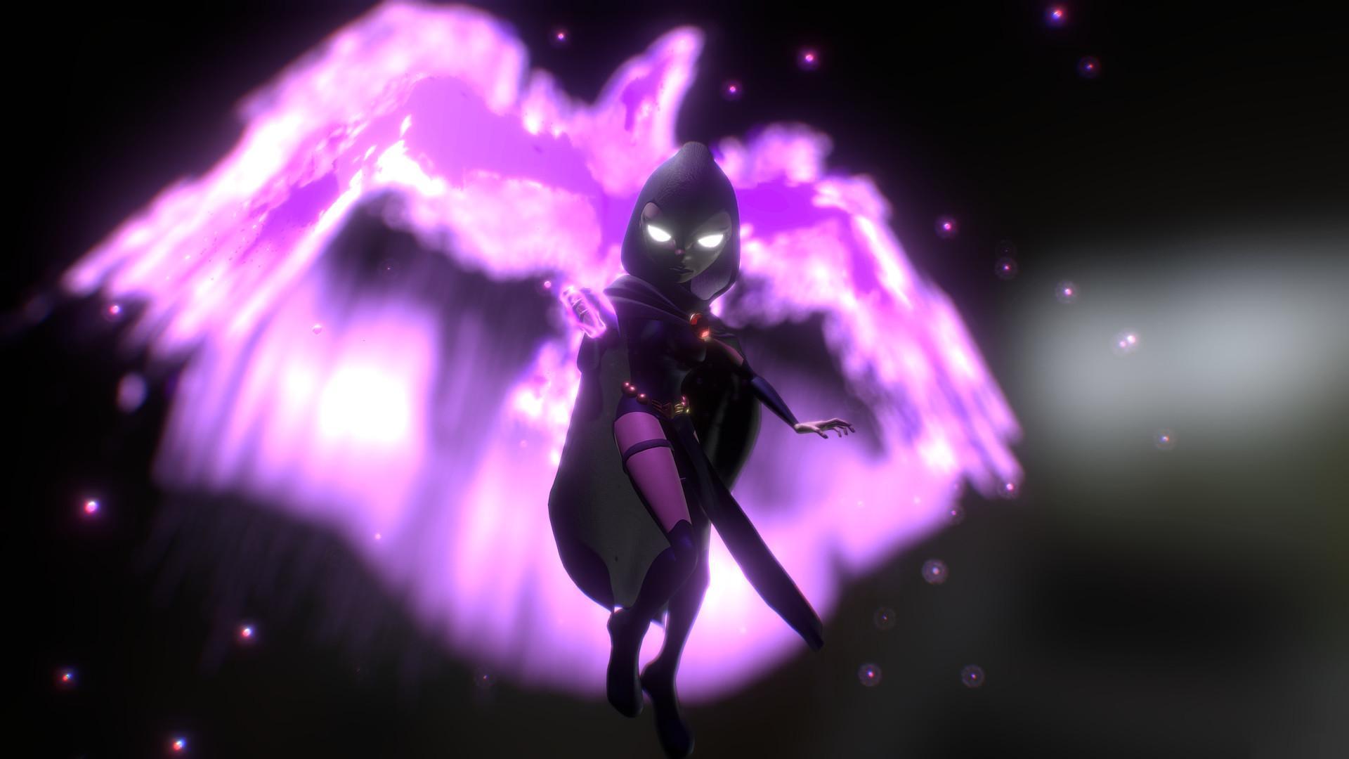 Raven – Teen Titans