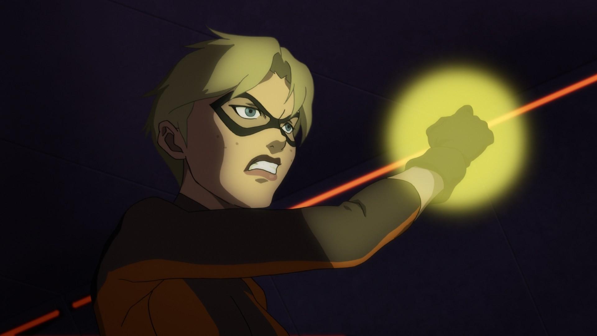 Teen Titans The Judas Contract Terra – Christina Ricci