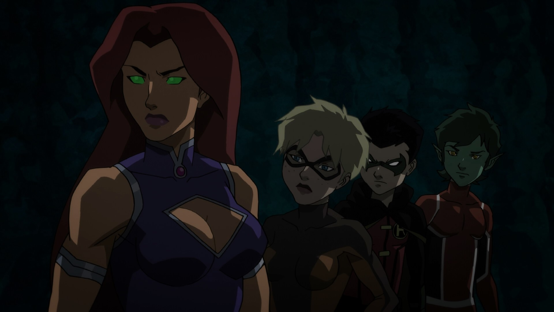 Teen Titans: The Judas Contract is presented in the 1.78:1 aspect ratio  using an AVC MPEG-4 codec. The animation style here falls in line with  prior …