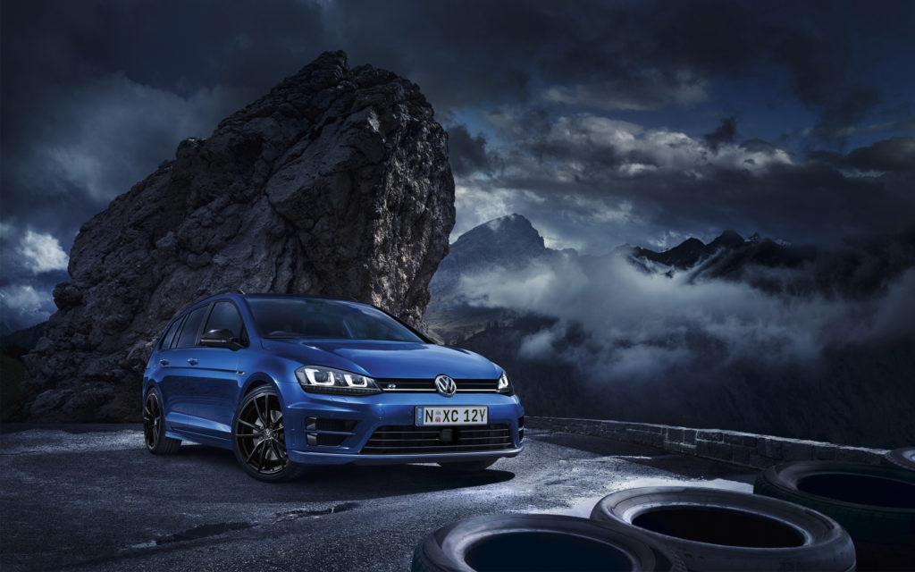 2015 Volkswagen Golf R WagonRelated Car Wallpapers wallpaper thumb