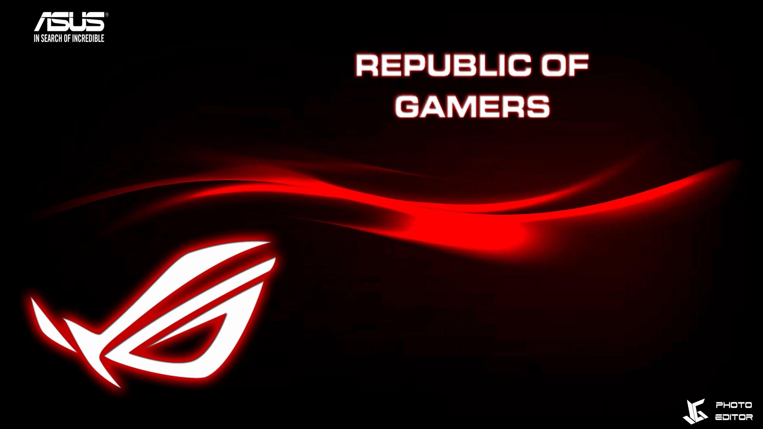 Asus Republic of Gamers 4K-3