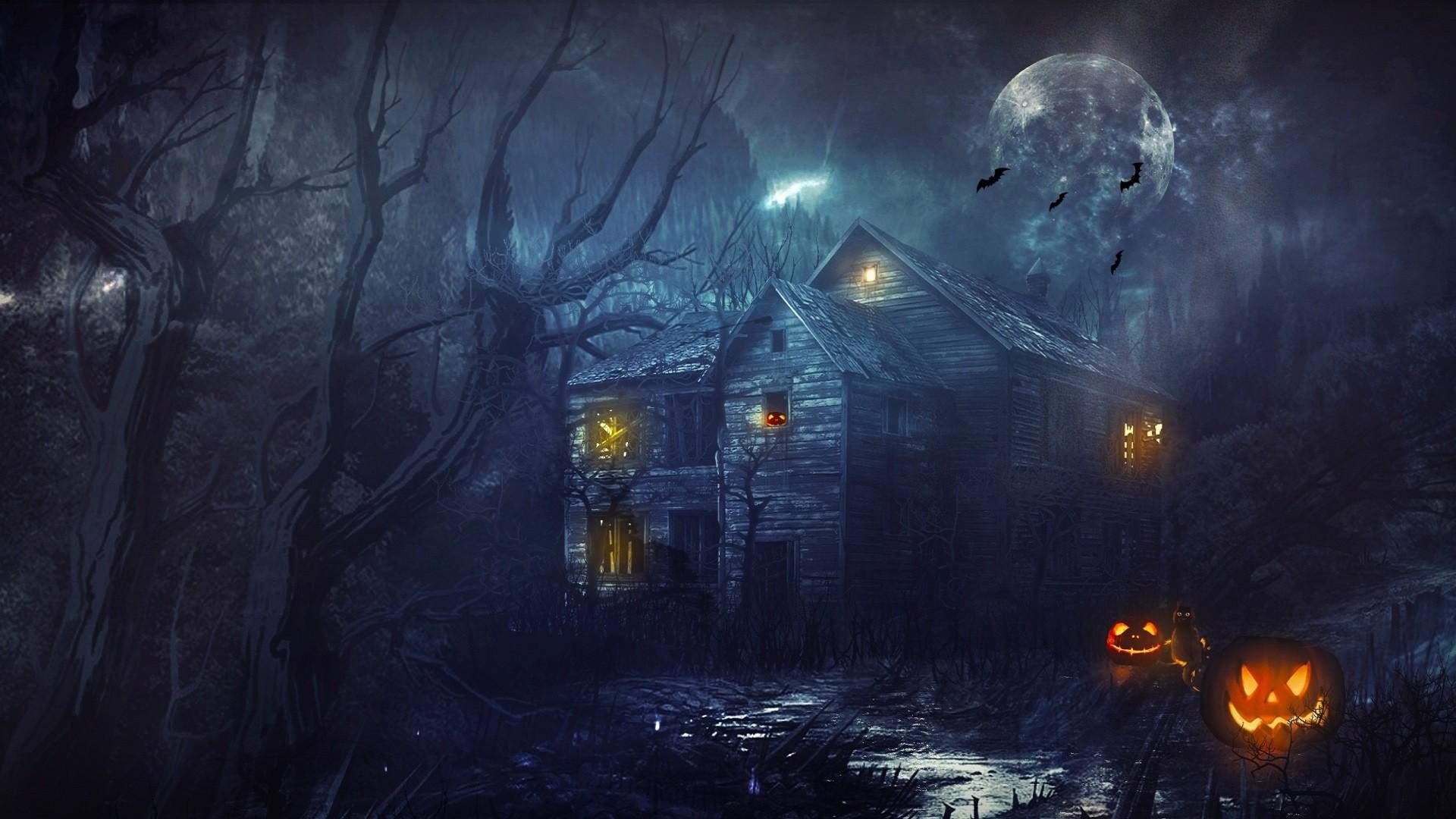 Animated Halloween Desktop Clipart