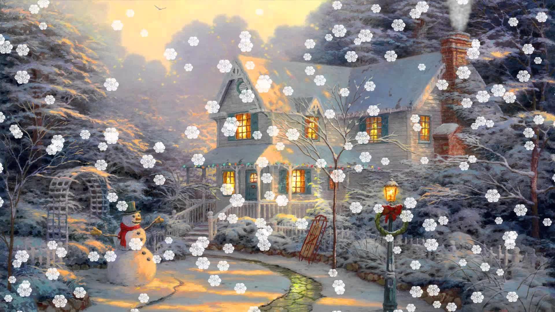 Christmas Eve Animated Wallpaper https://www.desktopanimated.com