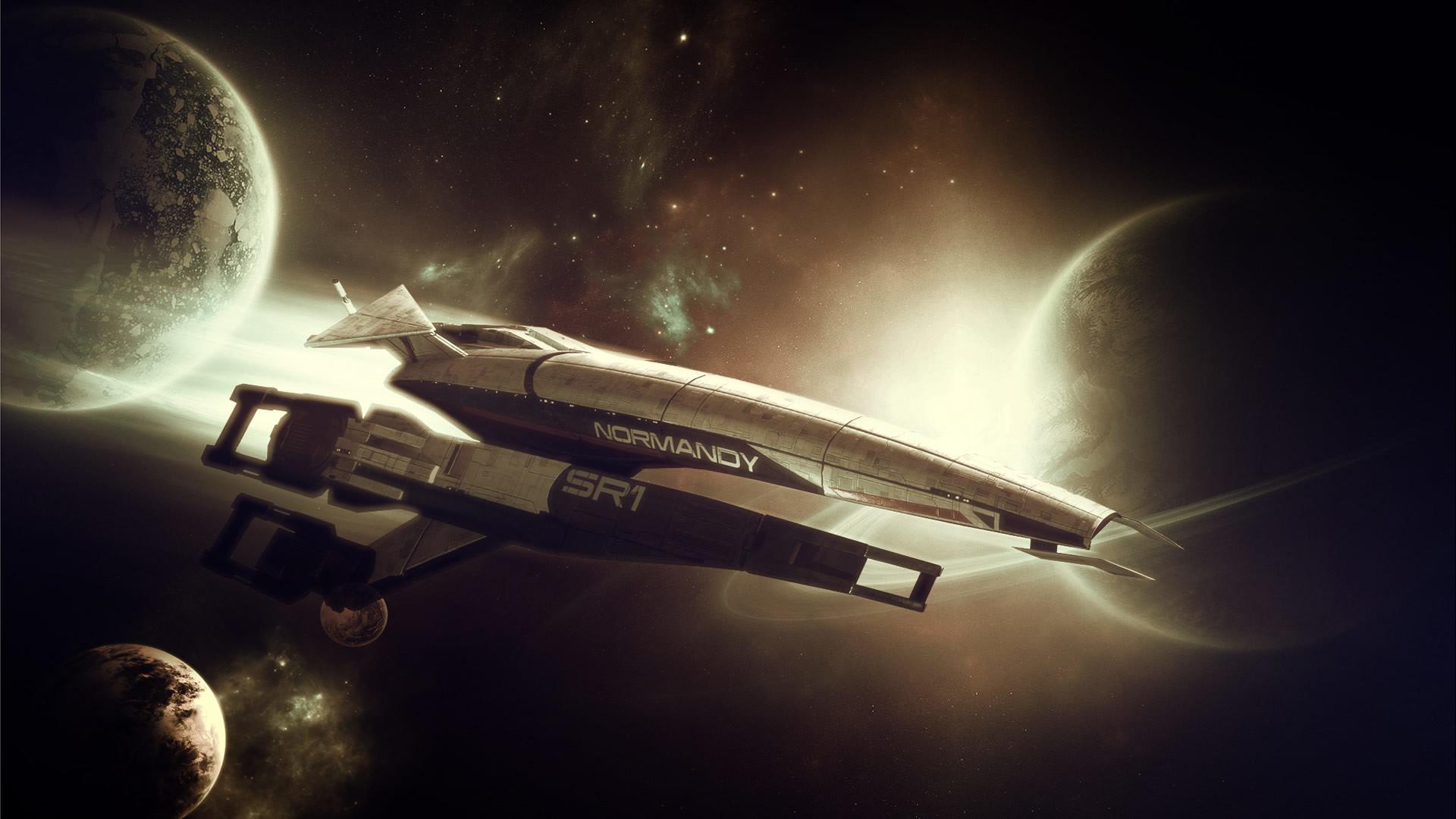 Science Fiction HD Wallpaper