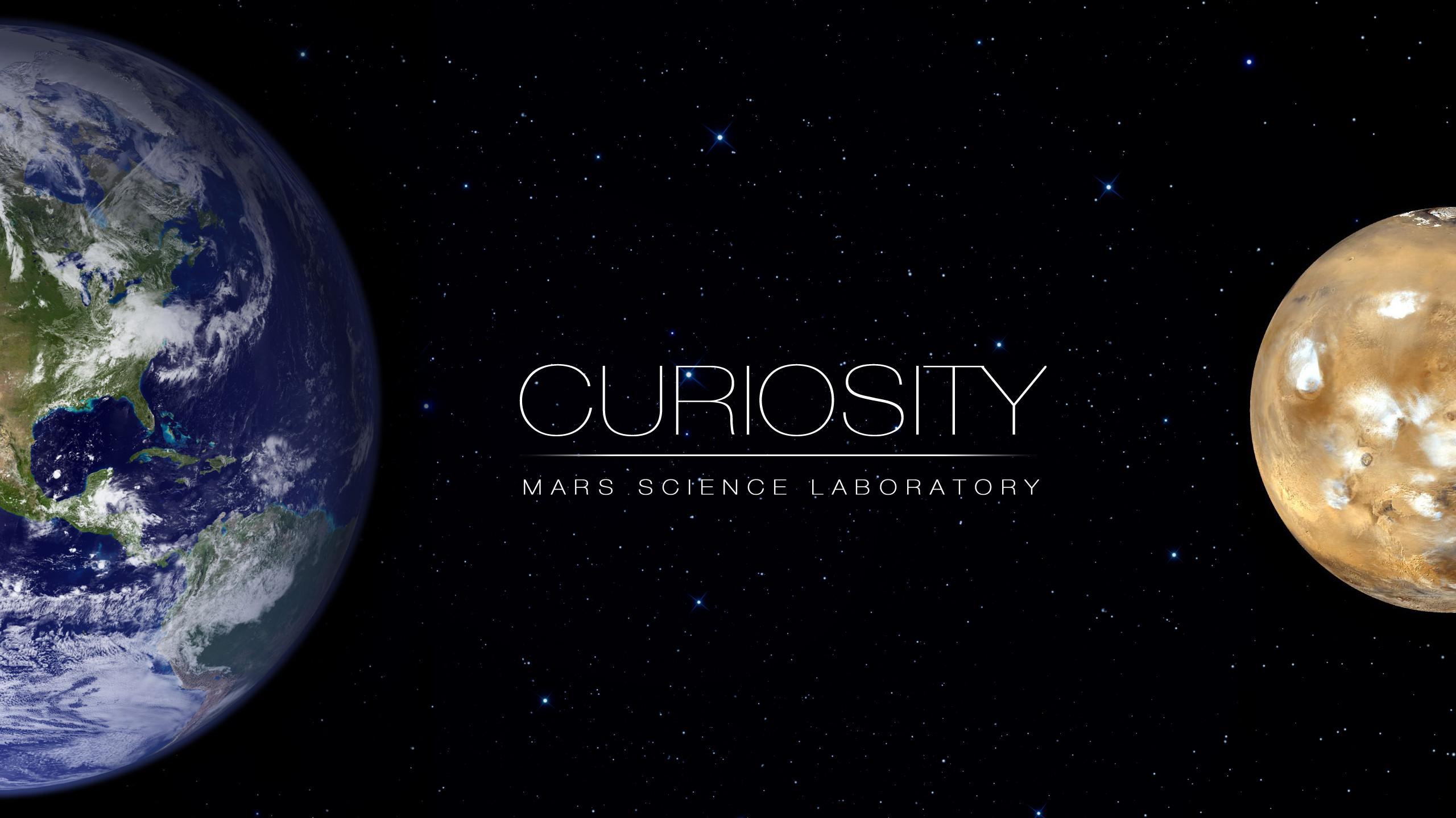Curiosity Mars Science Laboratory / space wallpaper