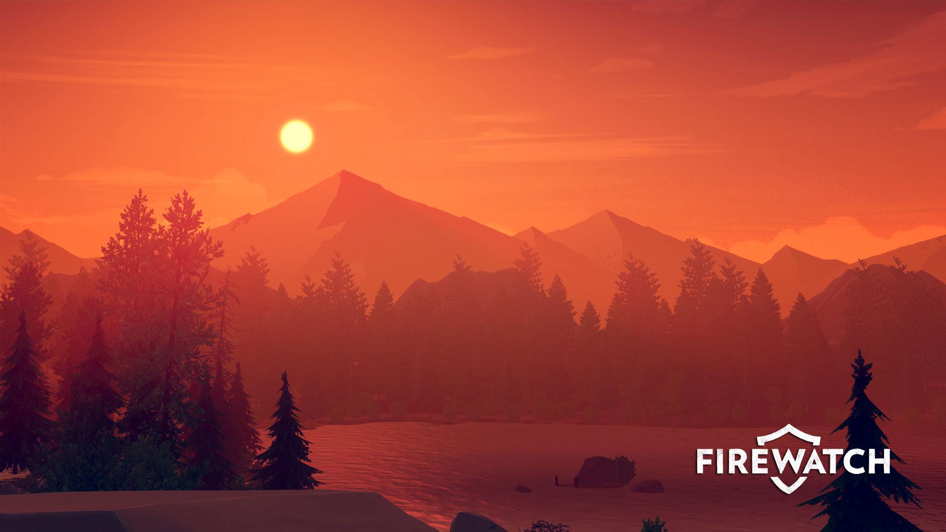 Firewatch 4K Wallpaper | Firewatch 1080p Wallpaper …