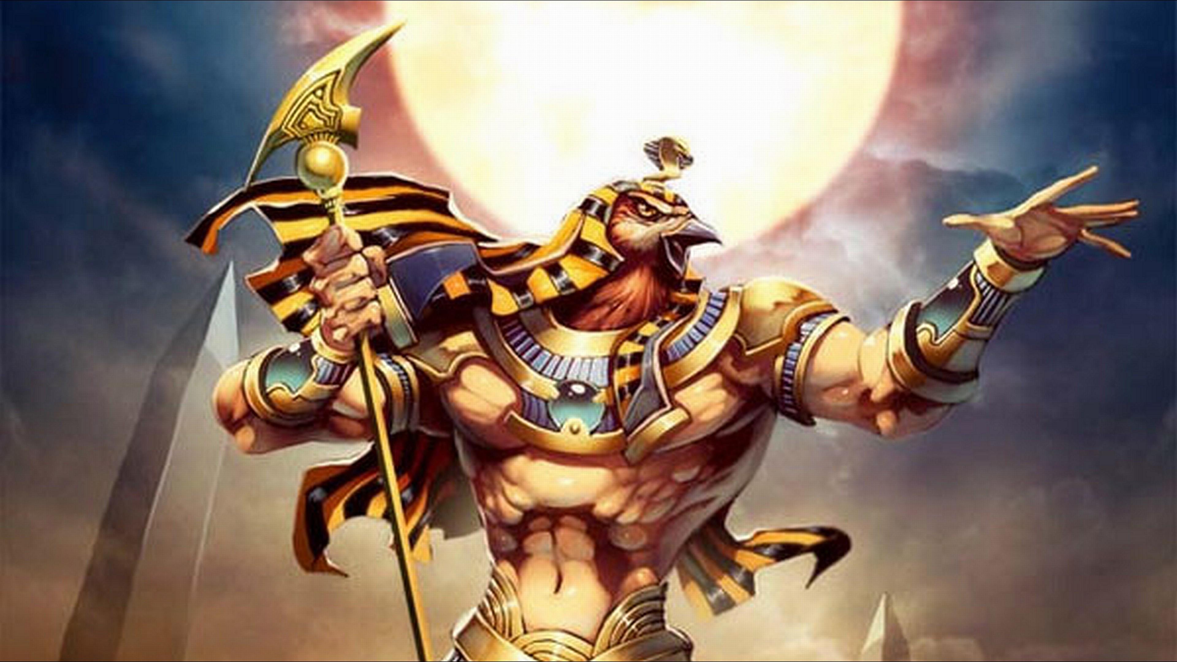 Egyptian God Wallpaper Free gods wallpaper background