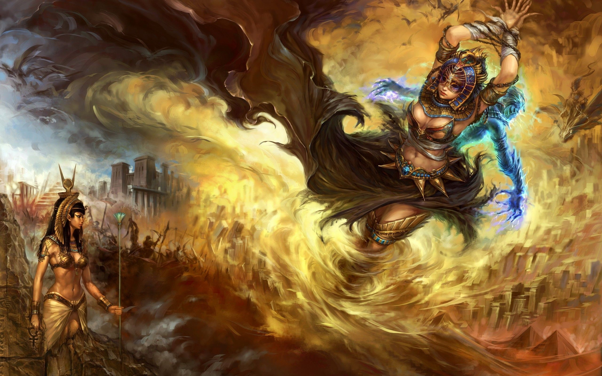 Gods Of Egypt Wallpapers, Widescreen Wallpapers of Gods Of Egypt .