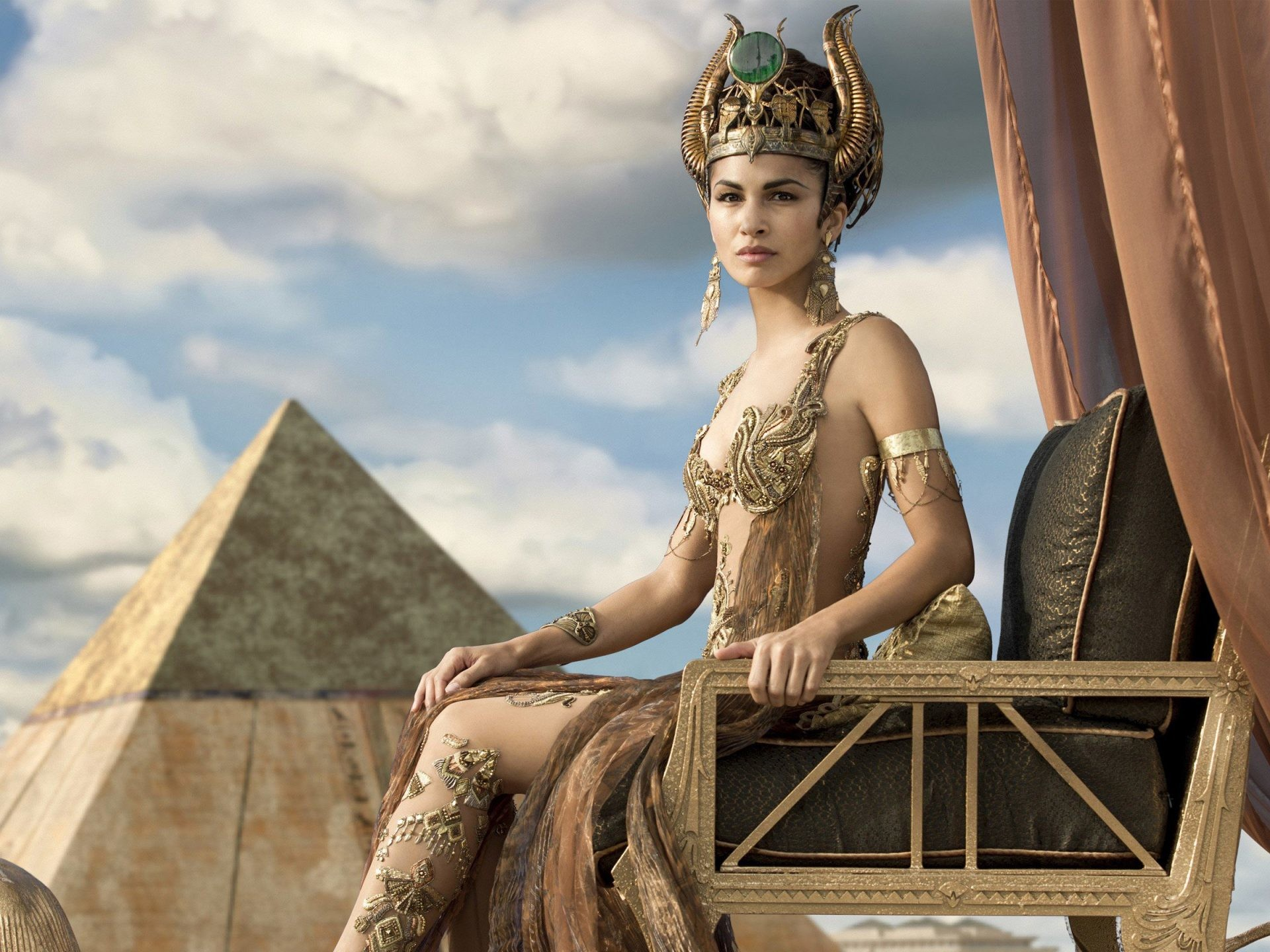 2016 Elodie Yung As Hathor Goddess Of Love Wallpaper Widescreen Hd ..