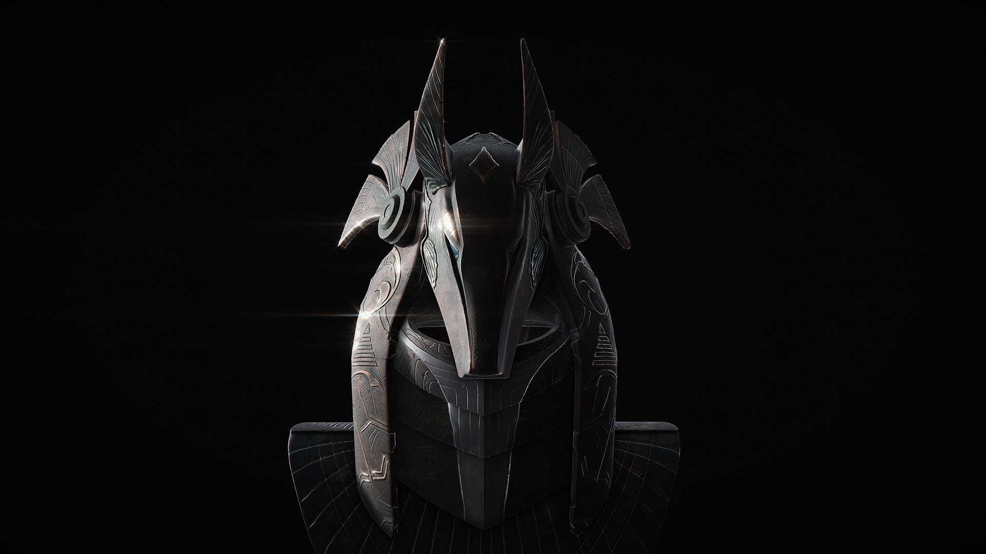egypt god wolf wallpaper – photo #16. Startgate Anubis Guard Helmet 3D Art  Project – YouTube