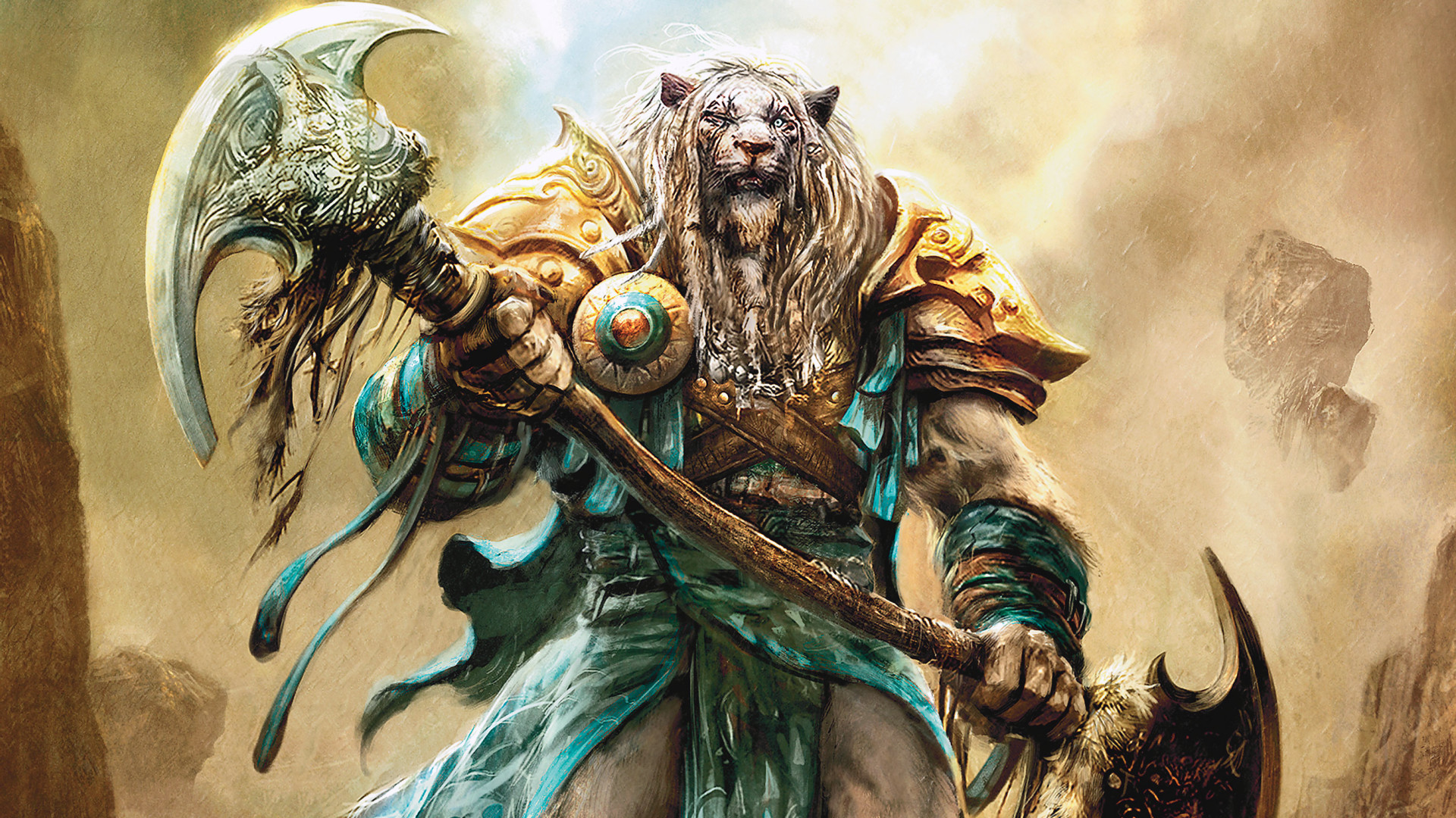 A few Magic: the Gathering Wallpapers