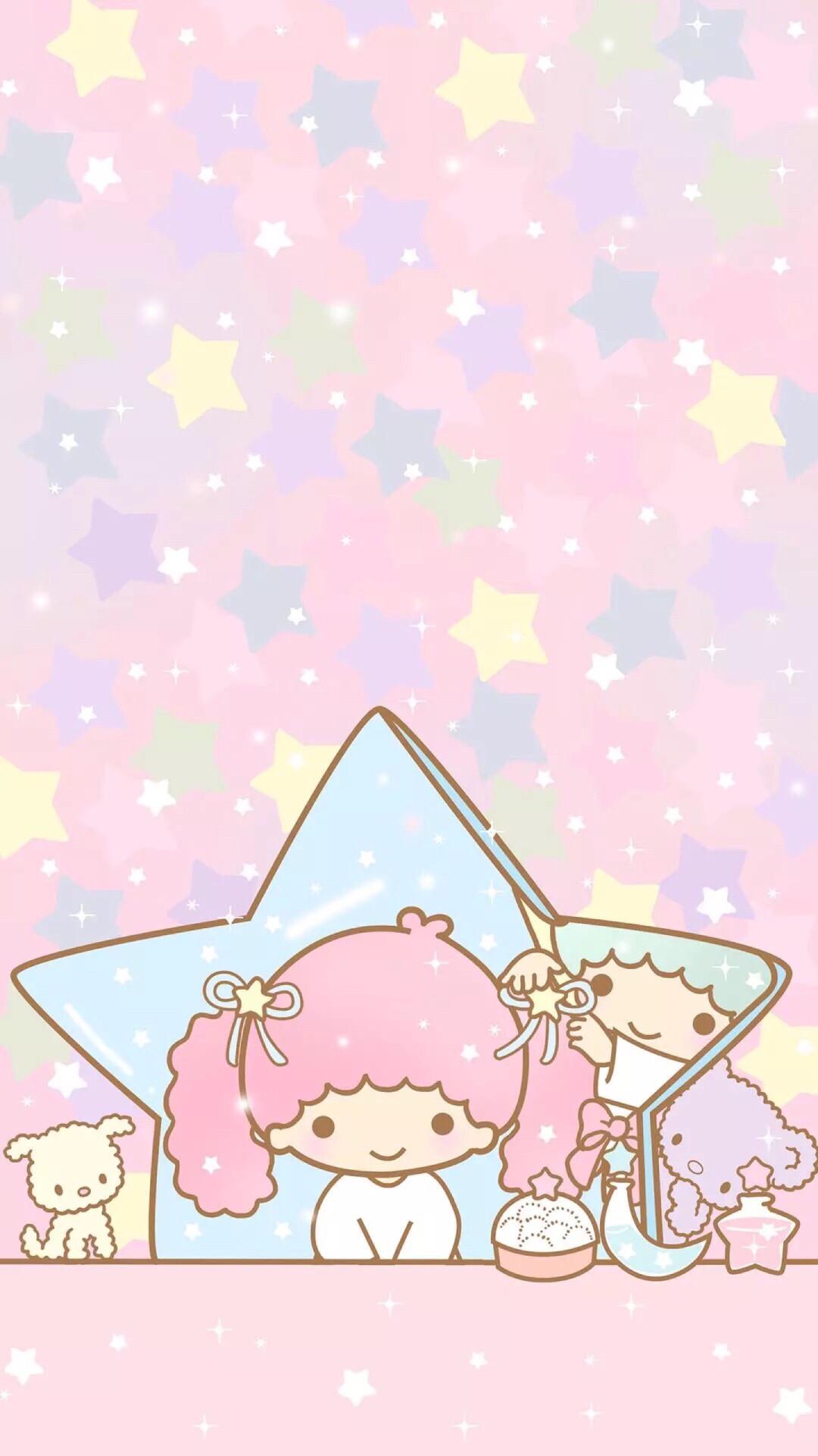 Dolls · Sanrio WallpaperKawaii WallpaperStar WallpaperIphone …