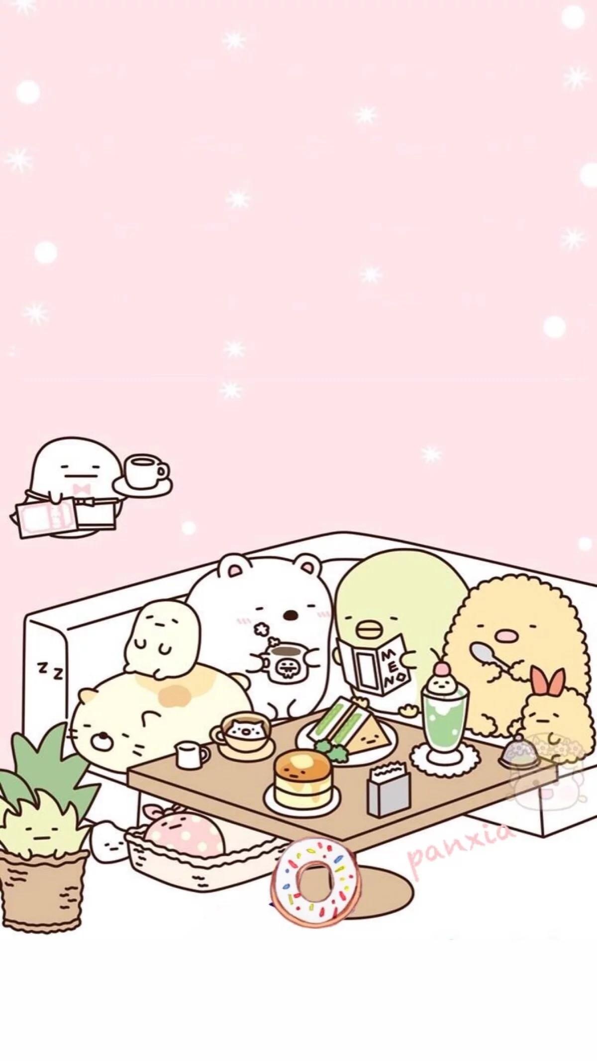 Sanrio, Iphone Wallpaper, Android, Kawaii