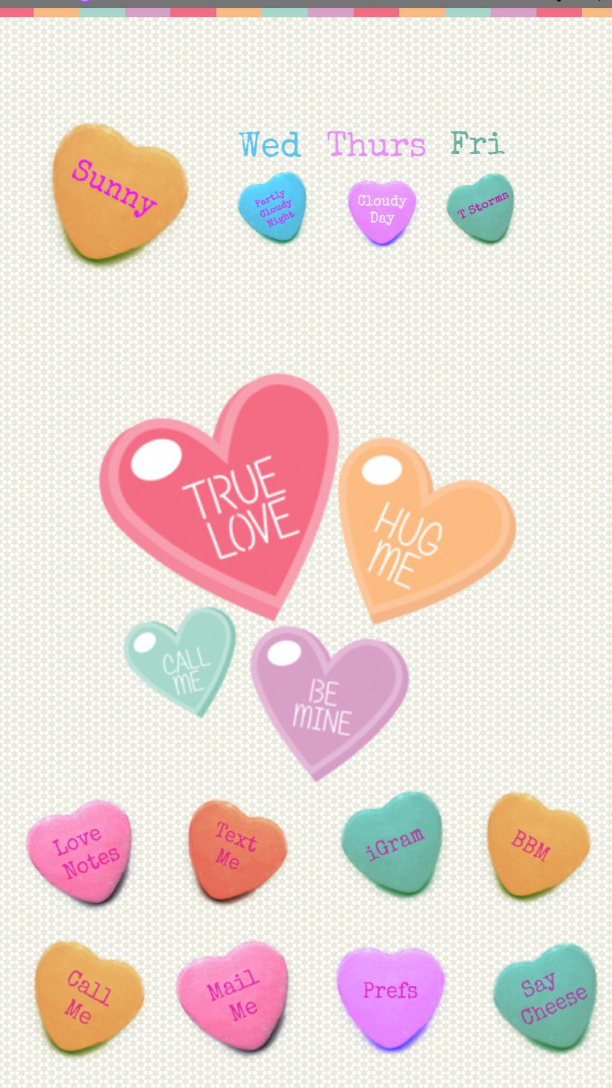 Heart Wallpaper, Wallpaper Backgrounds, Iphone Wallpaper, Kawaii, Shelves,  Walls, Screen, Funds, Several