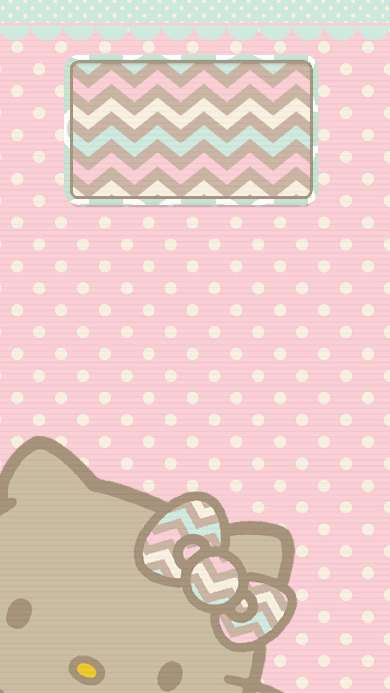 Pastel Walls, Hello Kitty Wallpaper, Sanrio, Phone Wallpapers, Kawaii,  Wallpapers, Screen, Wall, Printable