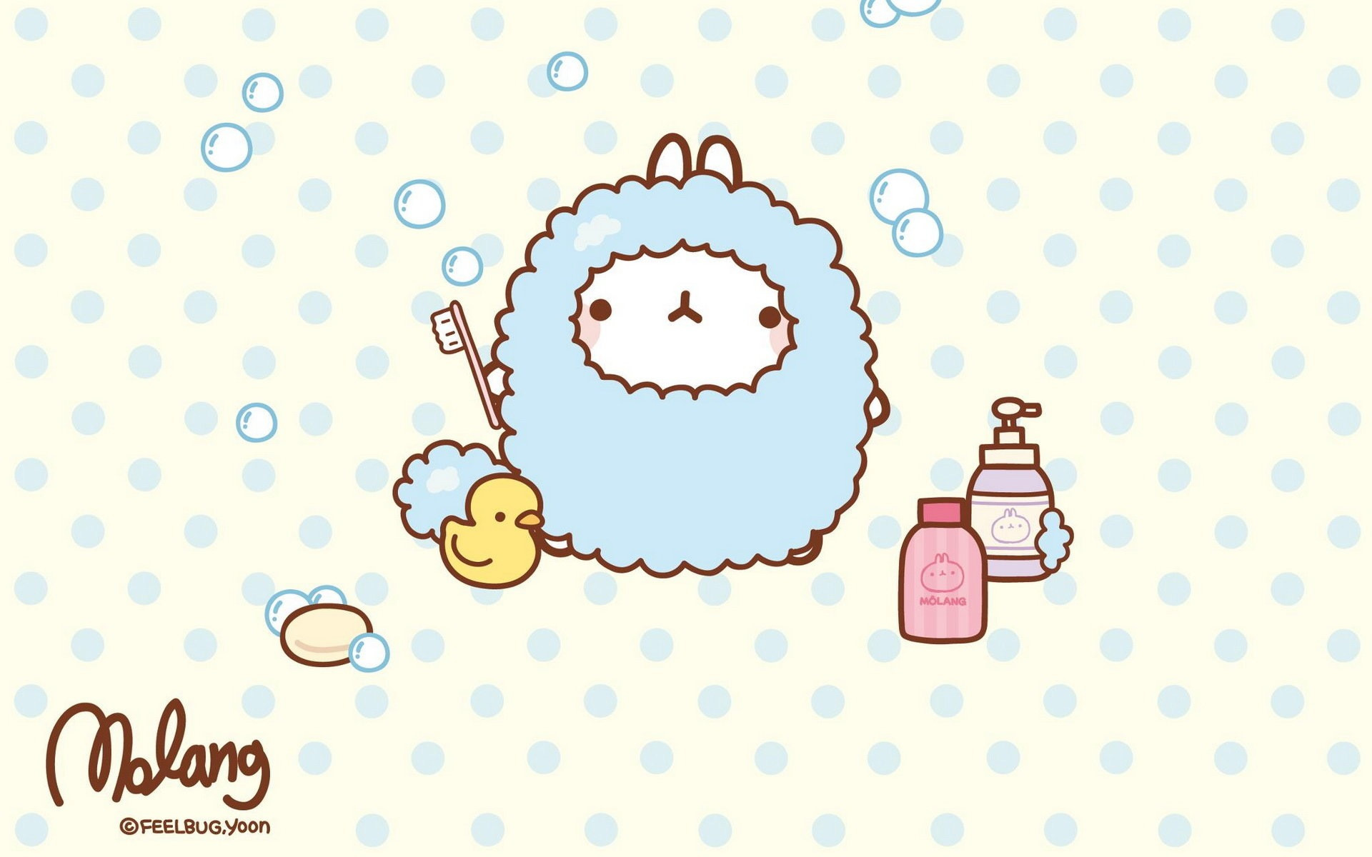 Lollimobile – Molang Wallpapers Buy Now