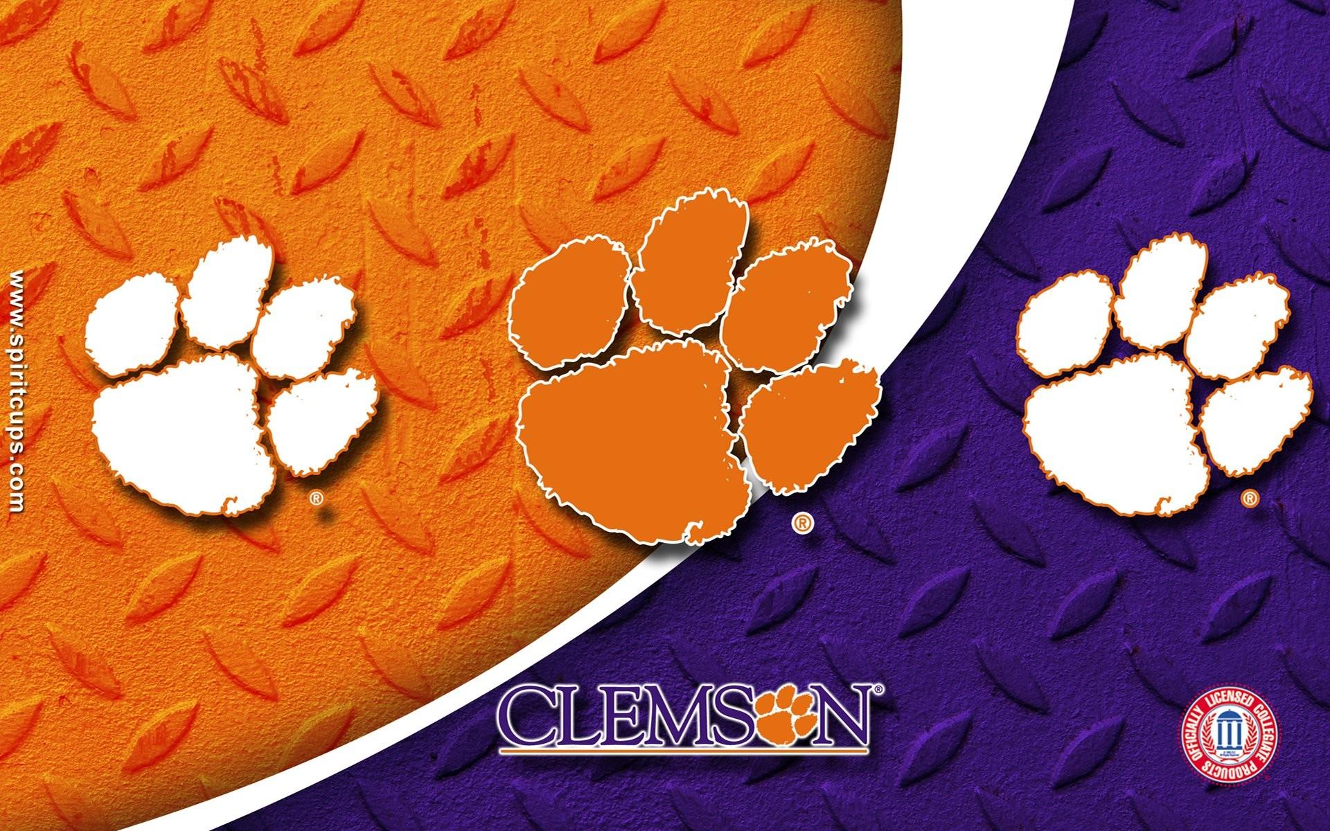 CLEMSON TIGERS college football wallpaper     593971 .