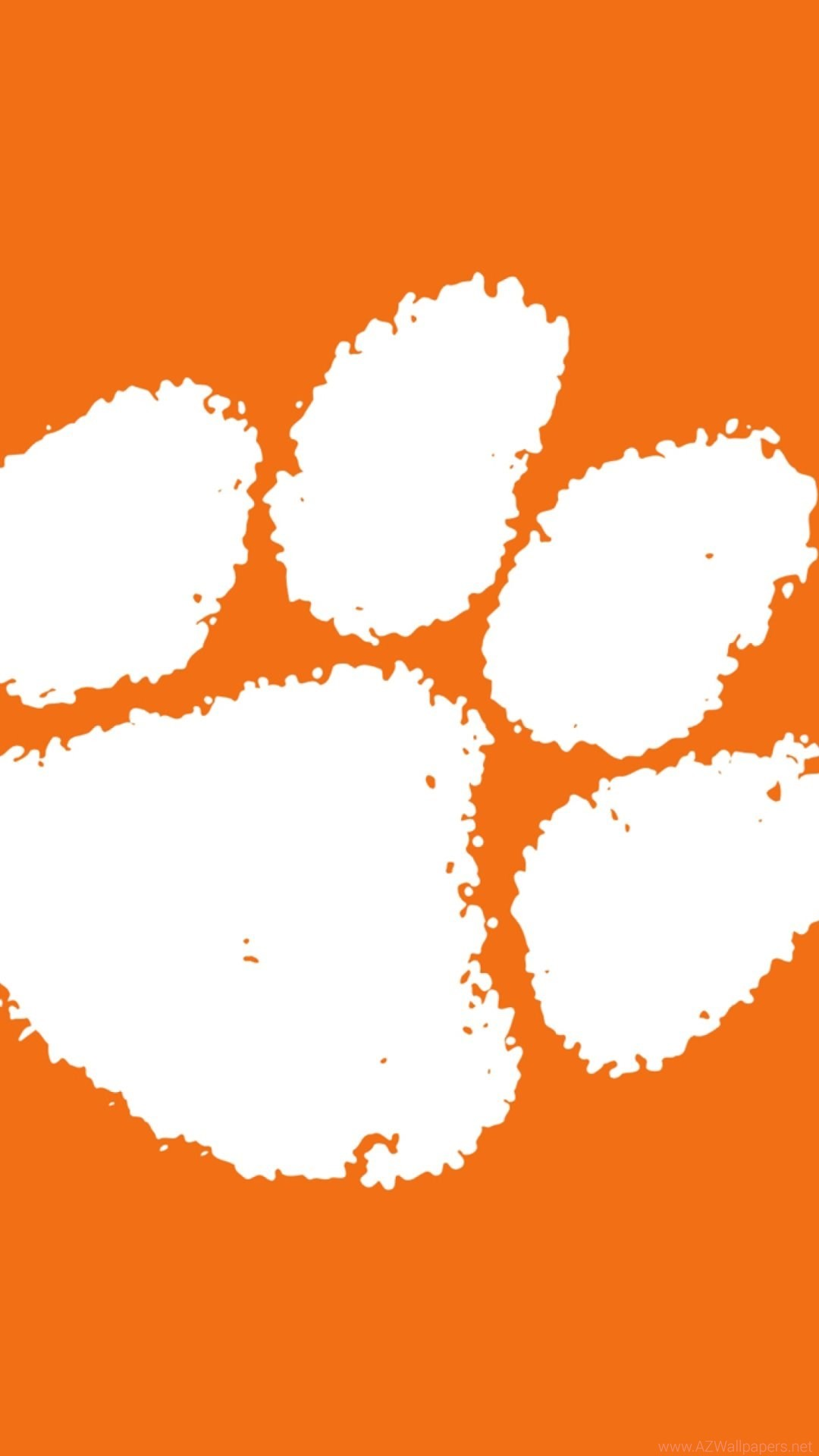Clemson Tigers Wallpapers For iPhone 6 Plus