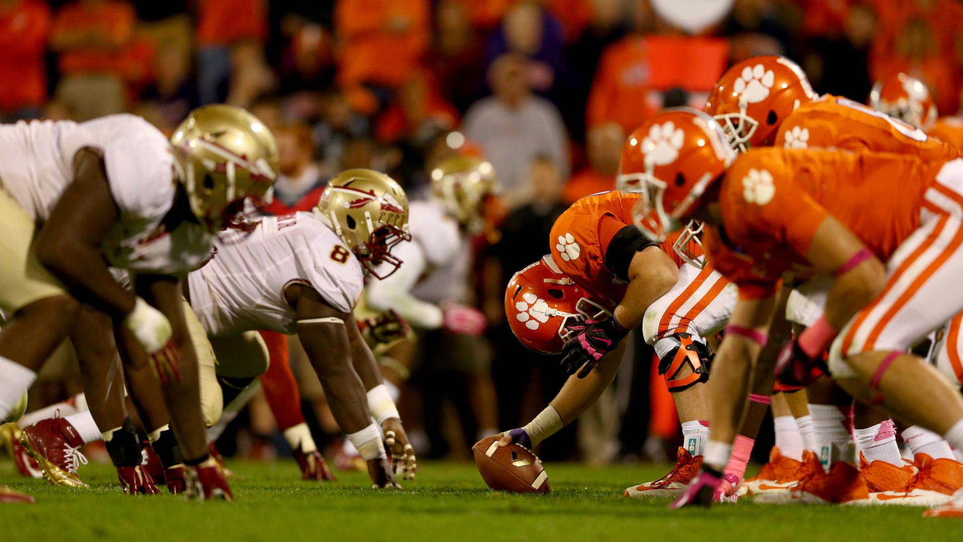 Numbers that matter: Clemson at Florida State   NCAA Football   Sporting  News