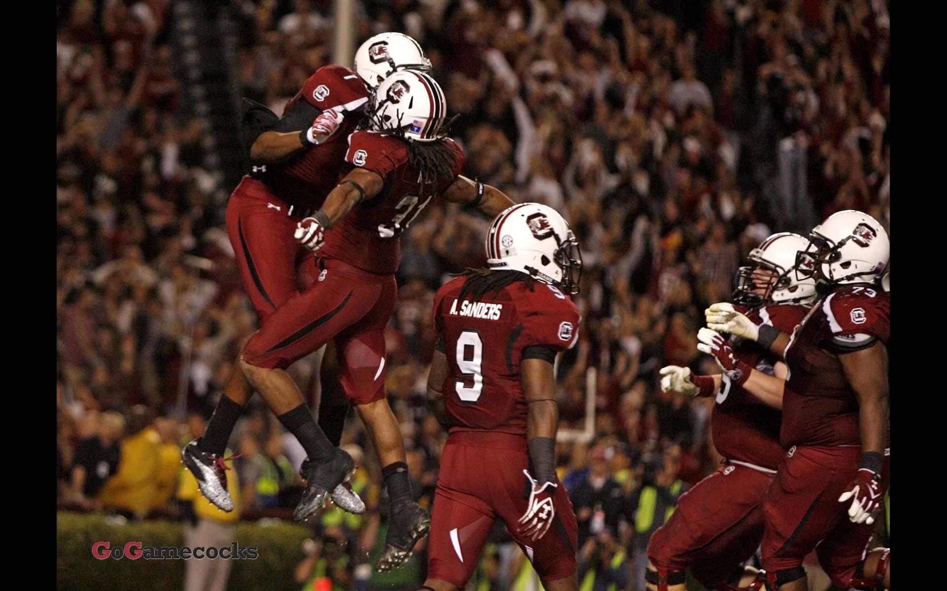 Wallpaper: USC-Clemson   Football   Go Gamecocks