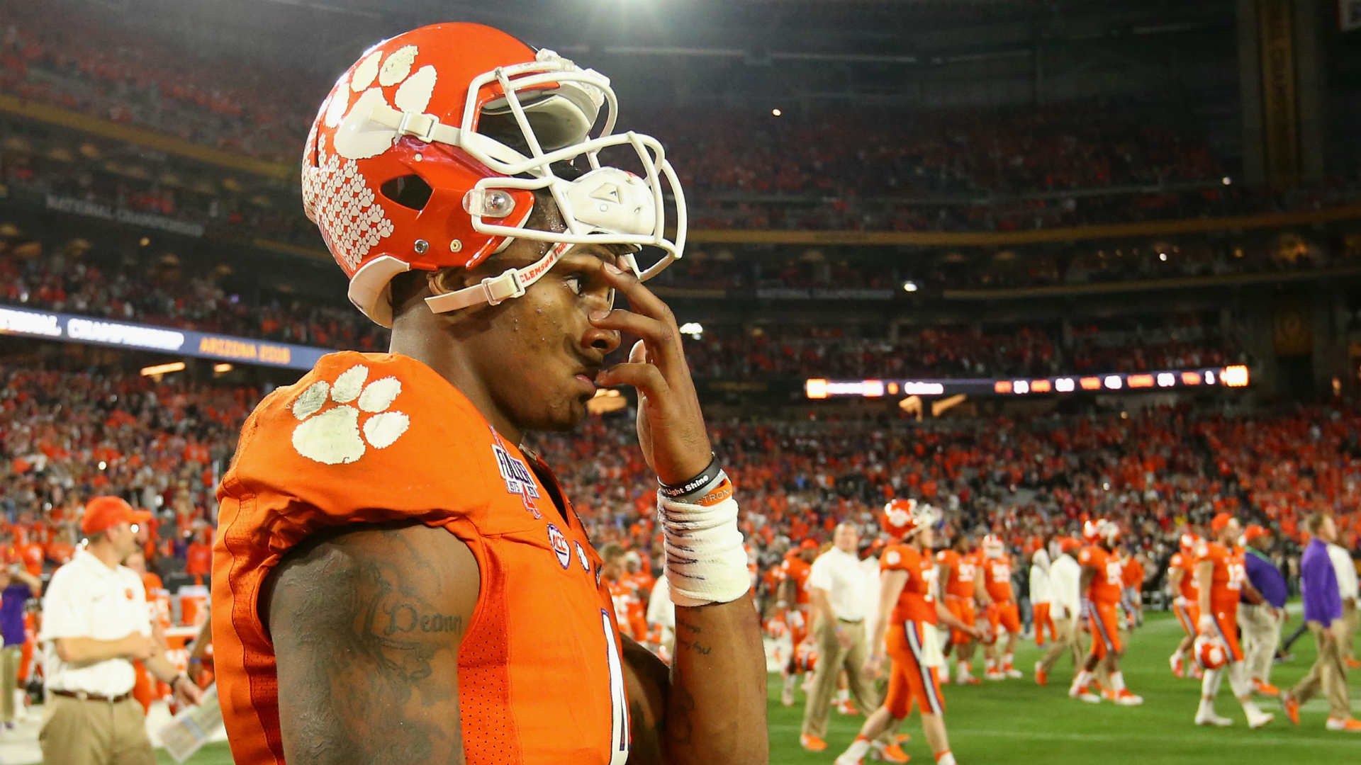 Three reasons why Clemson came up short against Alabama   NCAA Football    Sporting News