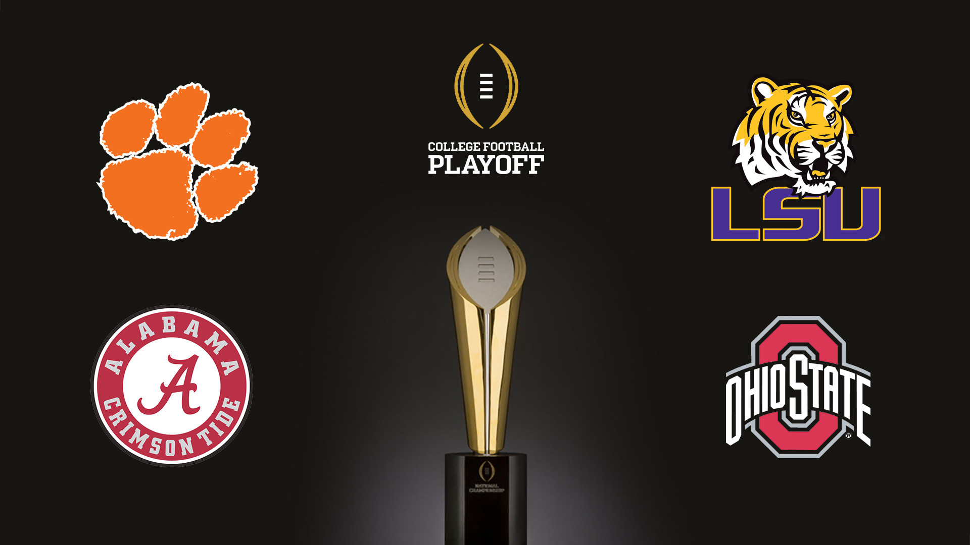 Clemson claims top spot in first College Football Playoff rankings   NCAA  Football   Sporting News